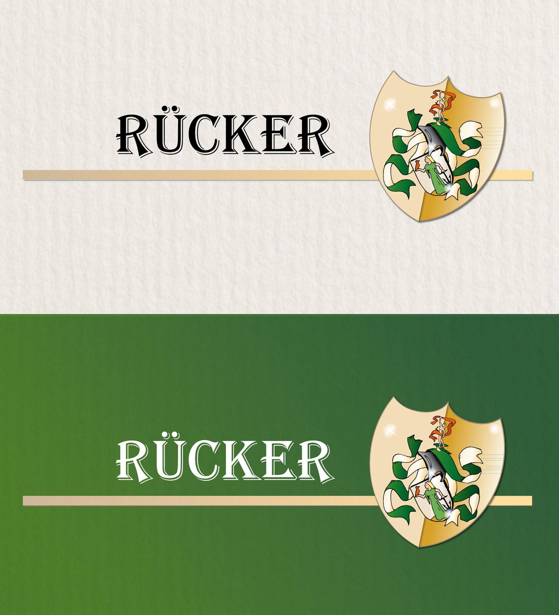 3 Wappen gestaltet von Winghardt Werbung