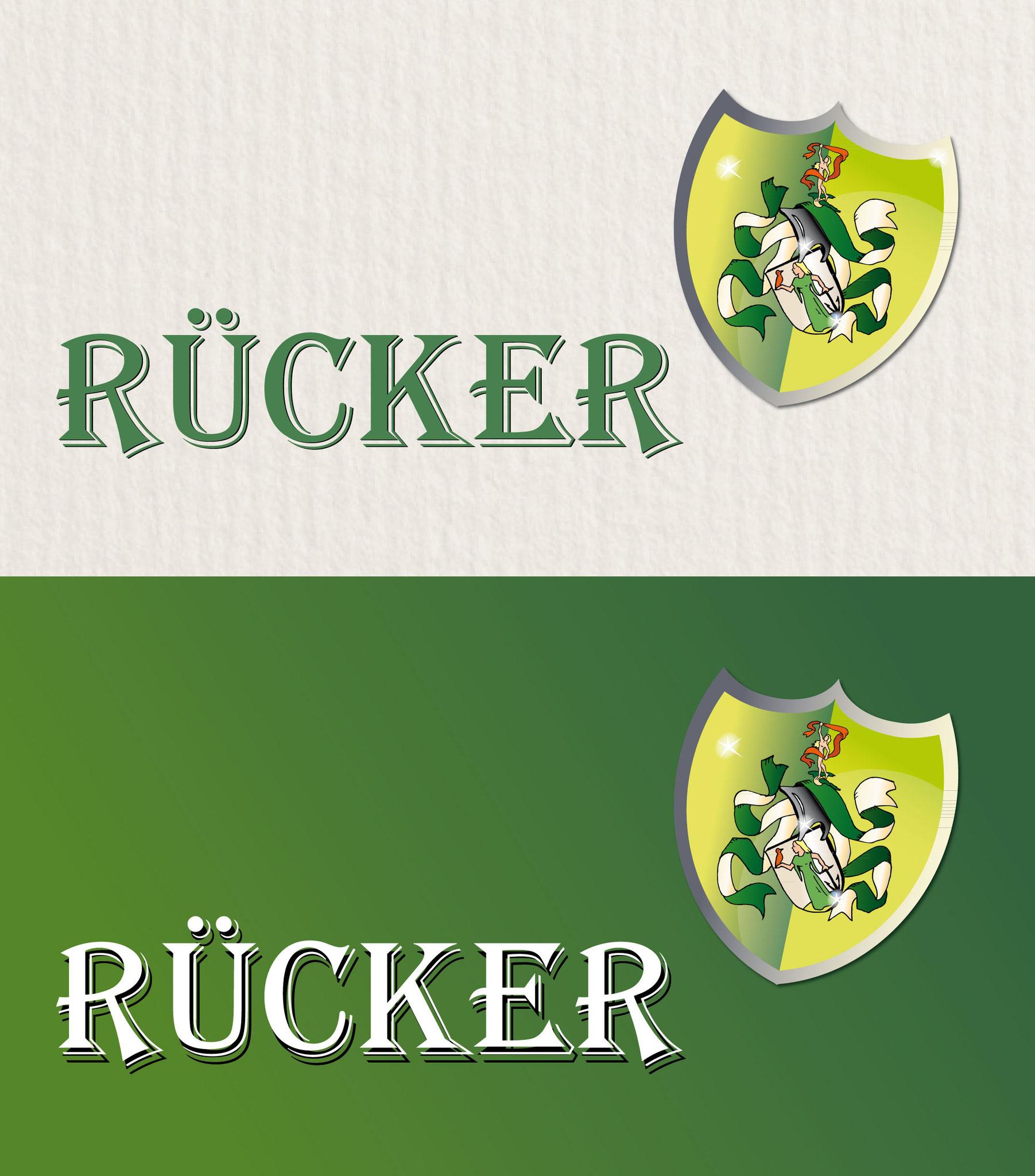 6 Wappen gestaltet von Winghardt Werbung