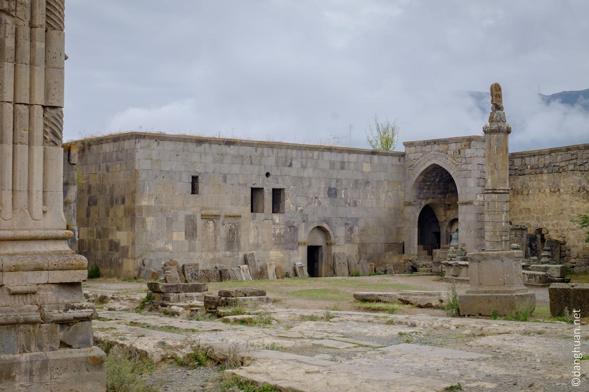 Cet ancien centre spirituel du royaume de Siounie ...
