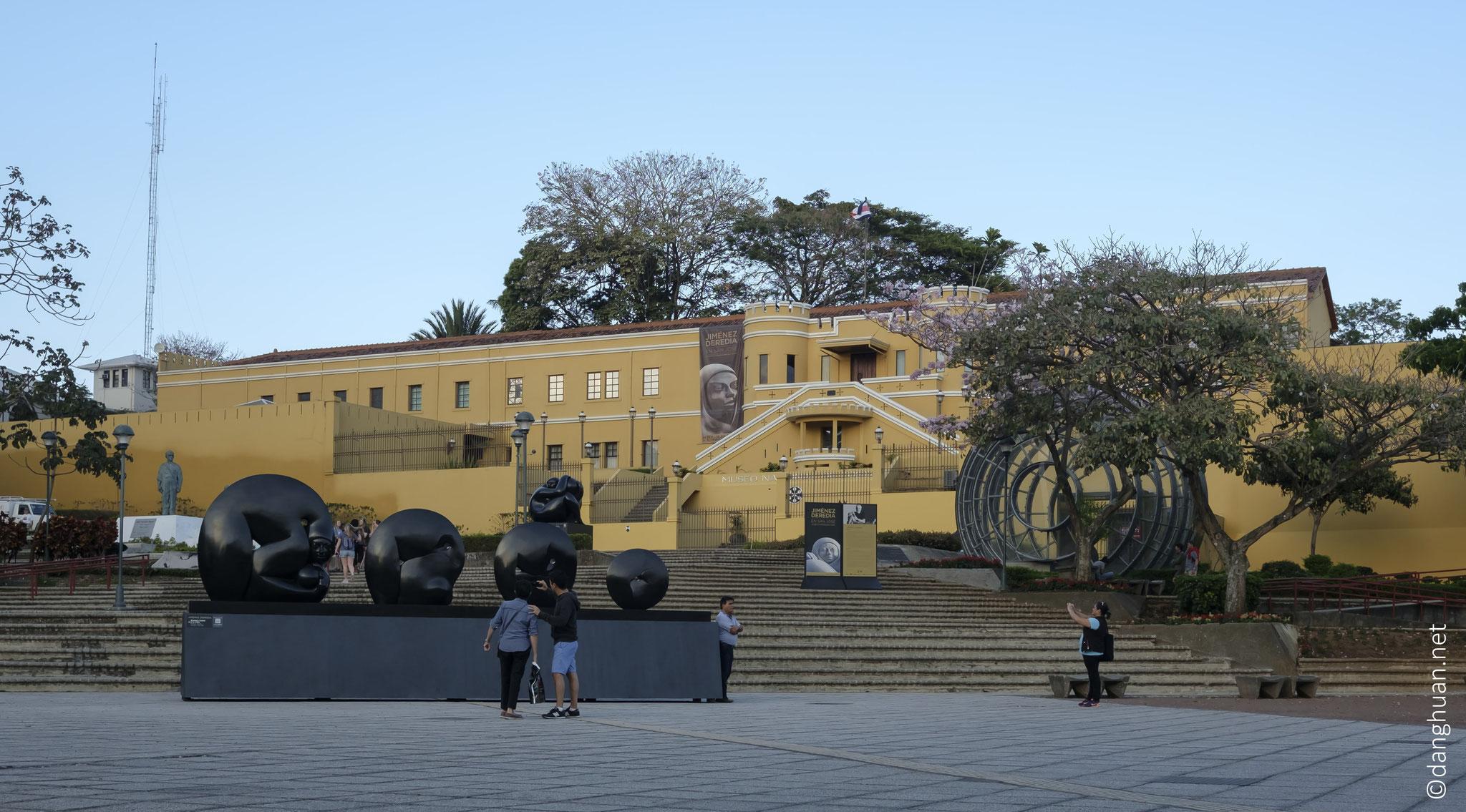 San José - Place de la Démocratie