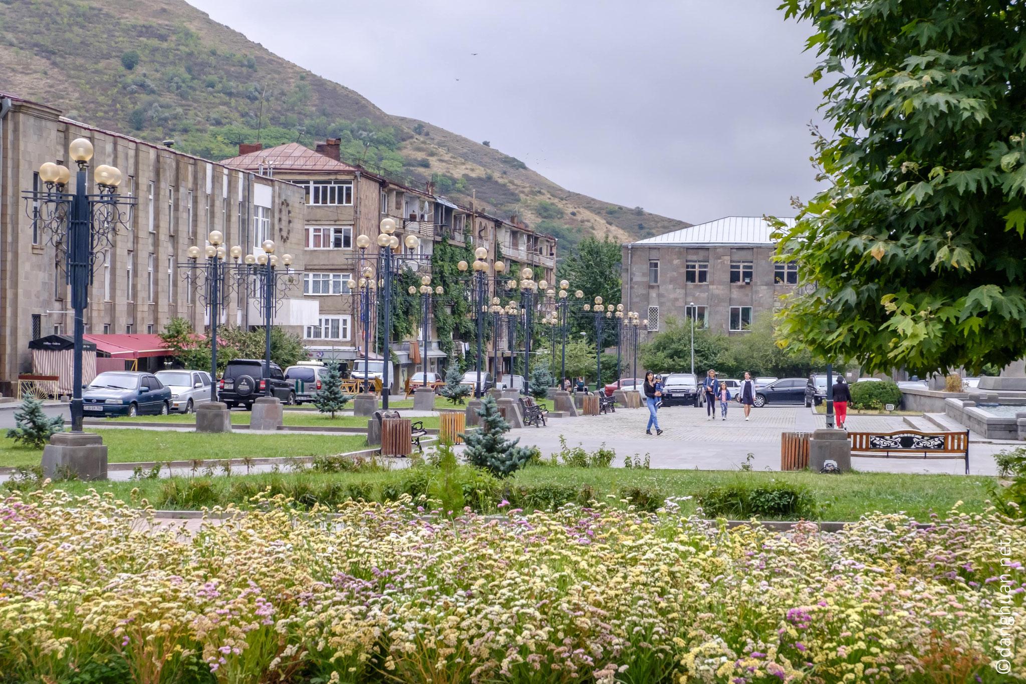 ville de Goris