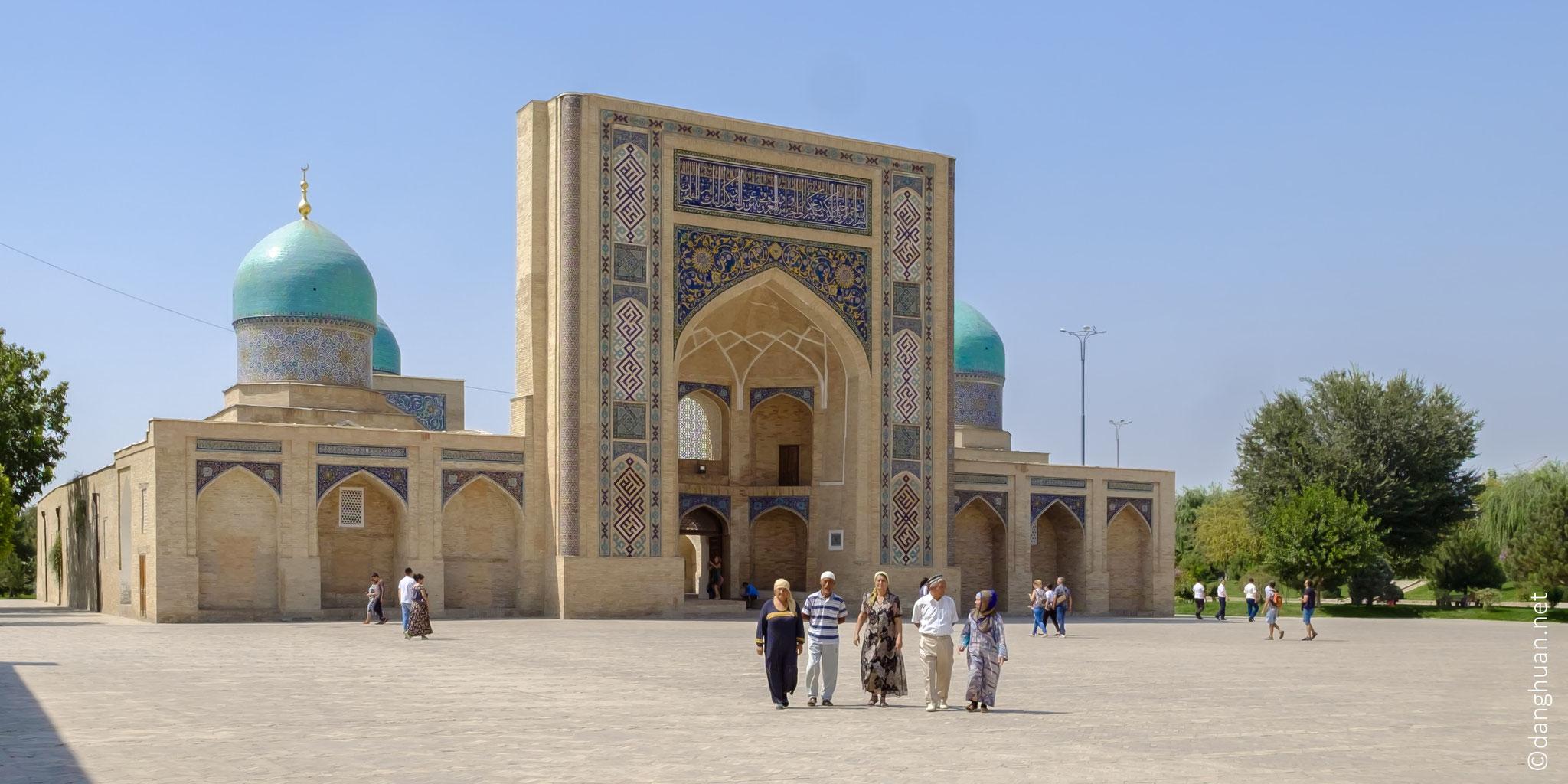 Hazrat Iman ensemble : Médersa Barak Khan
