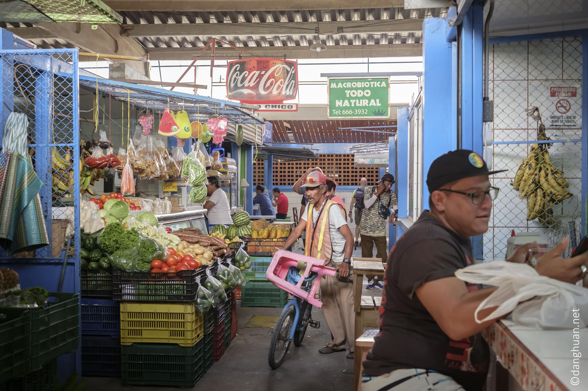 marché de Liberia