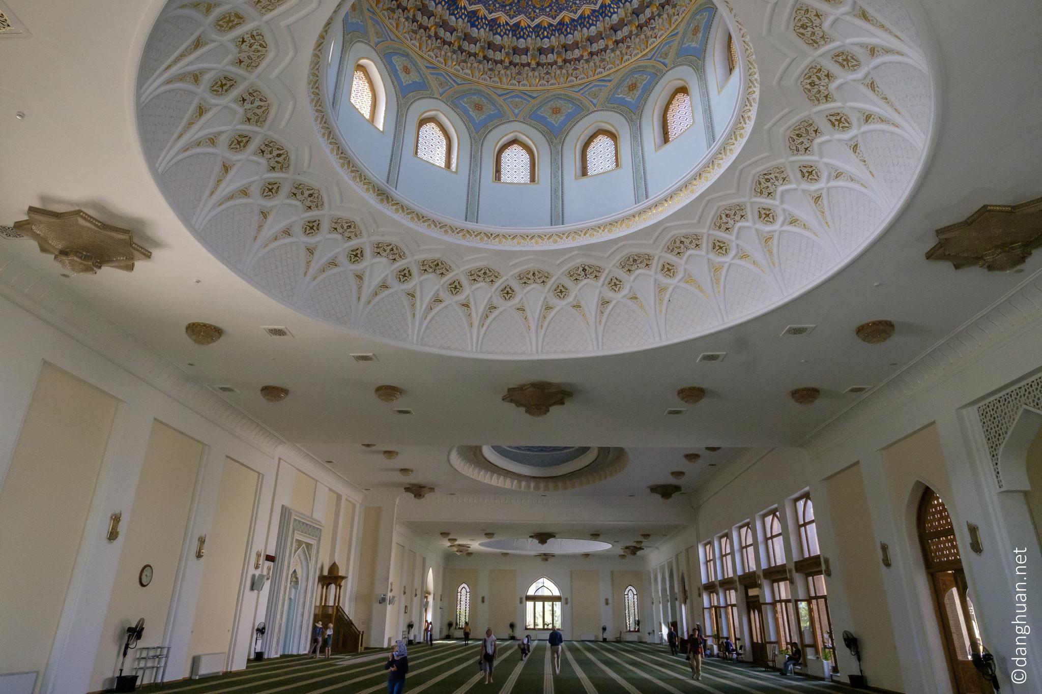 Mosquée - salle de prière