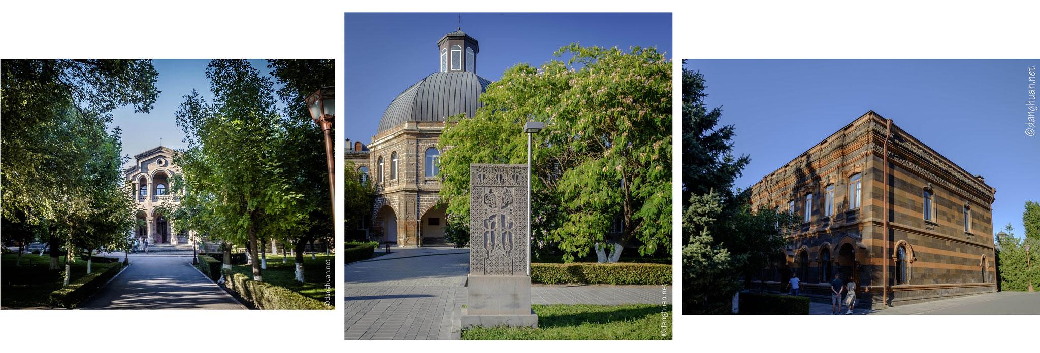 ... le chef spirituel de l'Eglise apostolique arménienne