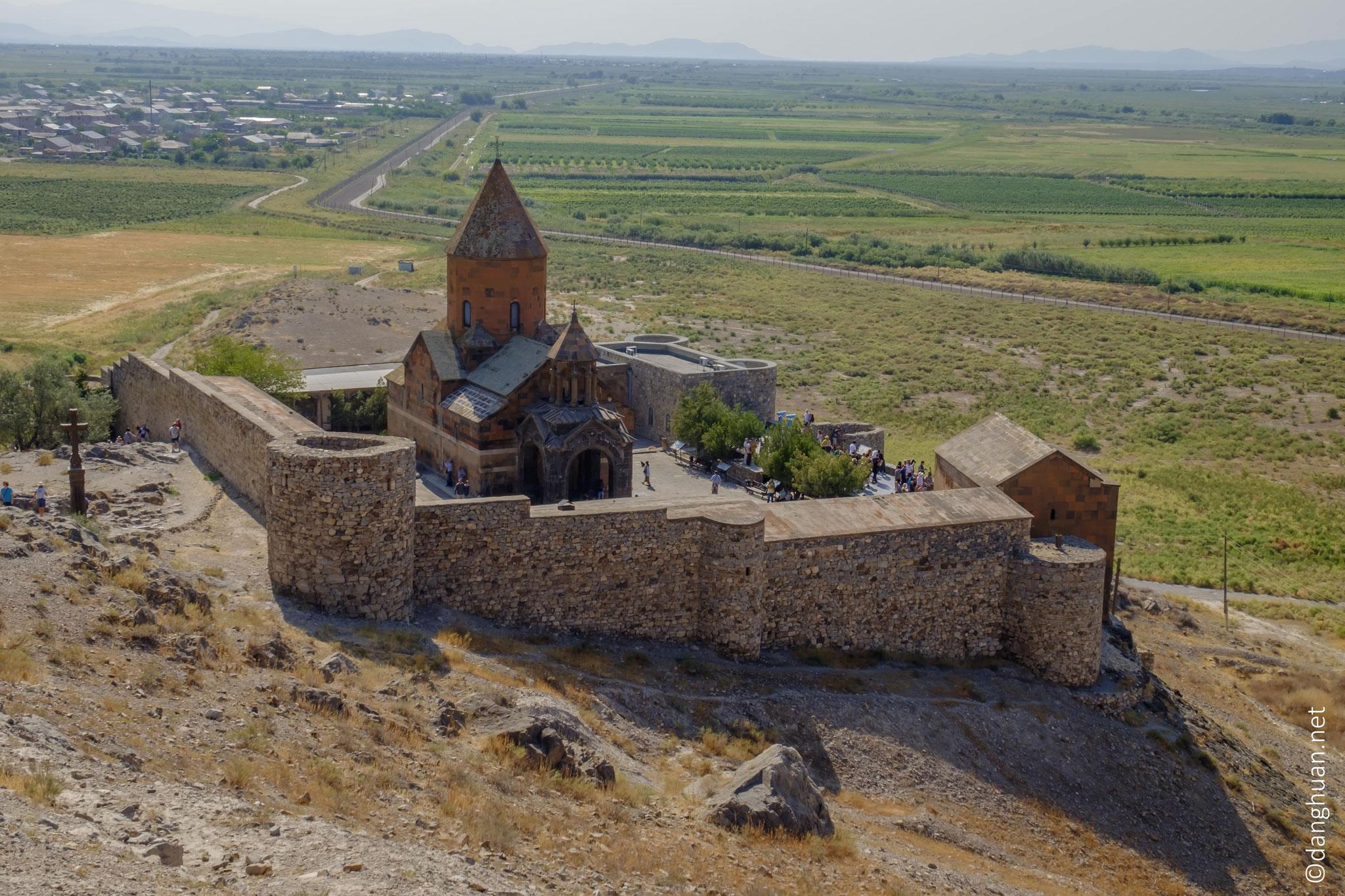 ... de pèlerinage pour les Arméniens
