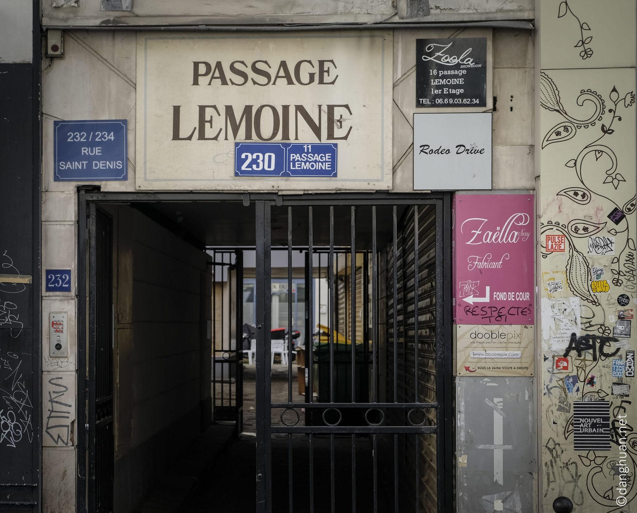 Passage Lemoine