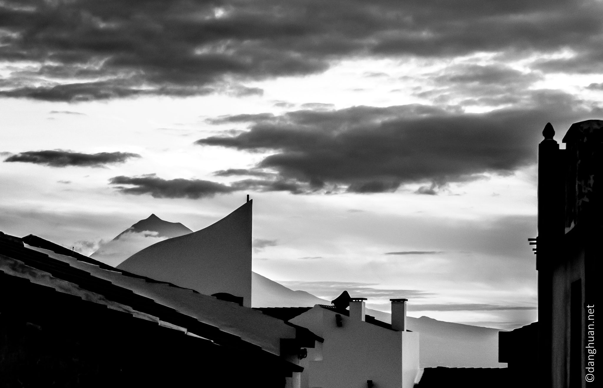 le Pico depuis Sao Jorge
