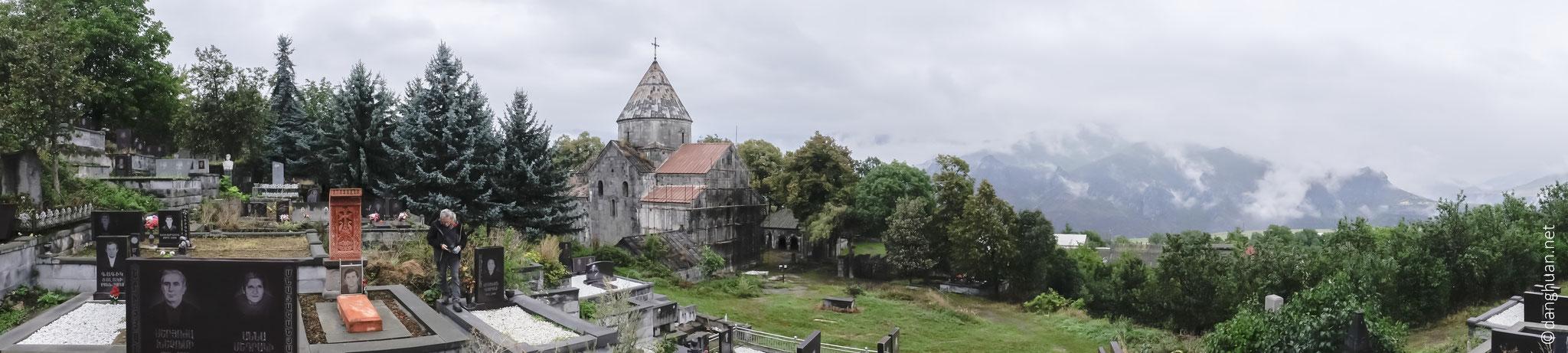 Monastère de Sanahin (X-XIIè siècle) : l'un des complexes les plus parfaits en Arménie ...