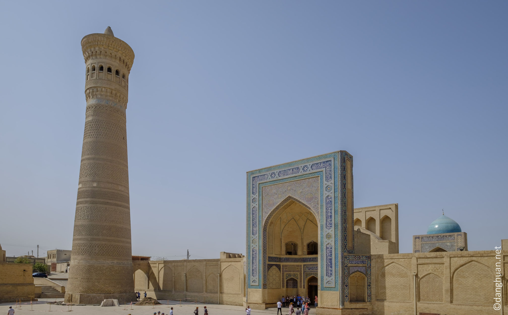 Mosquée Kalyan (XVè siècle)