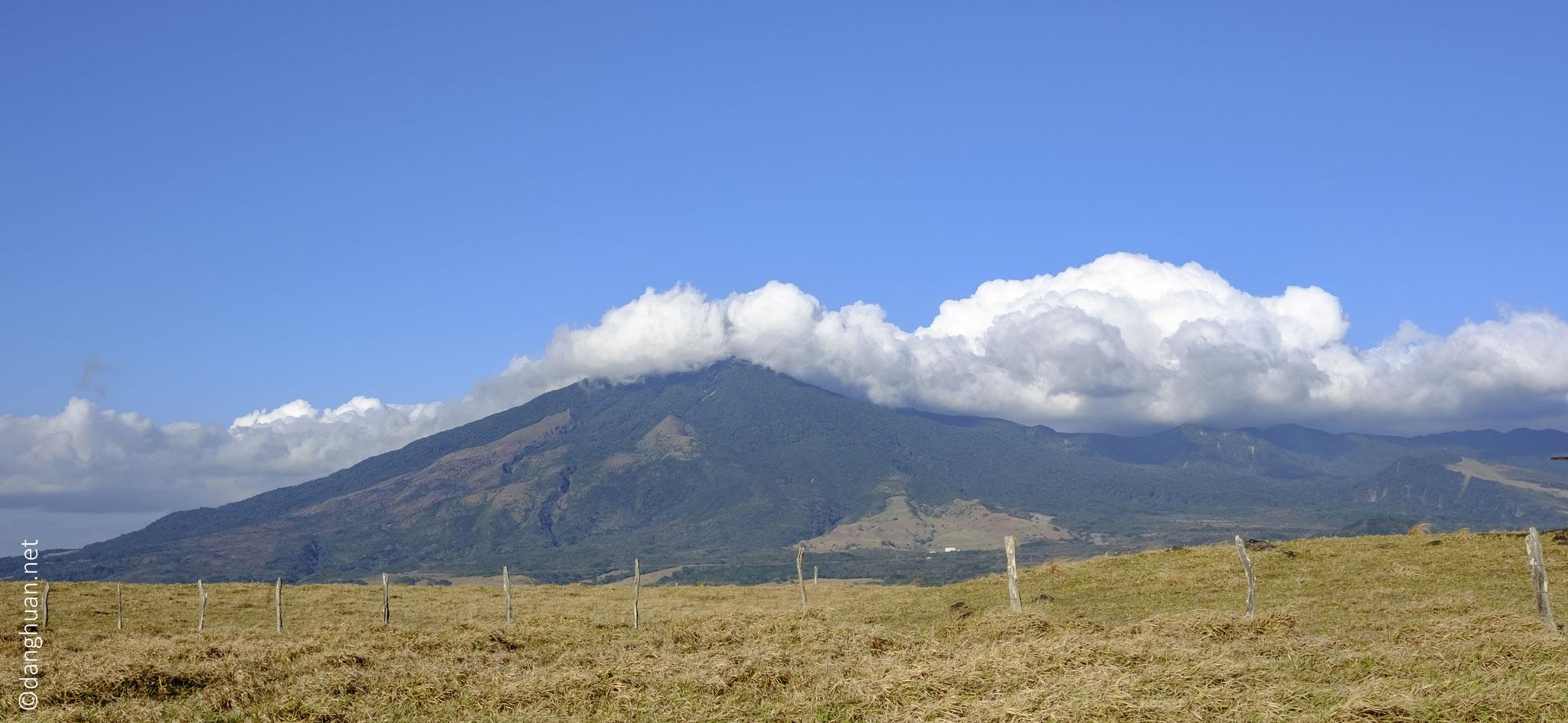paysage de volcan