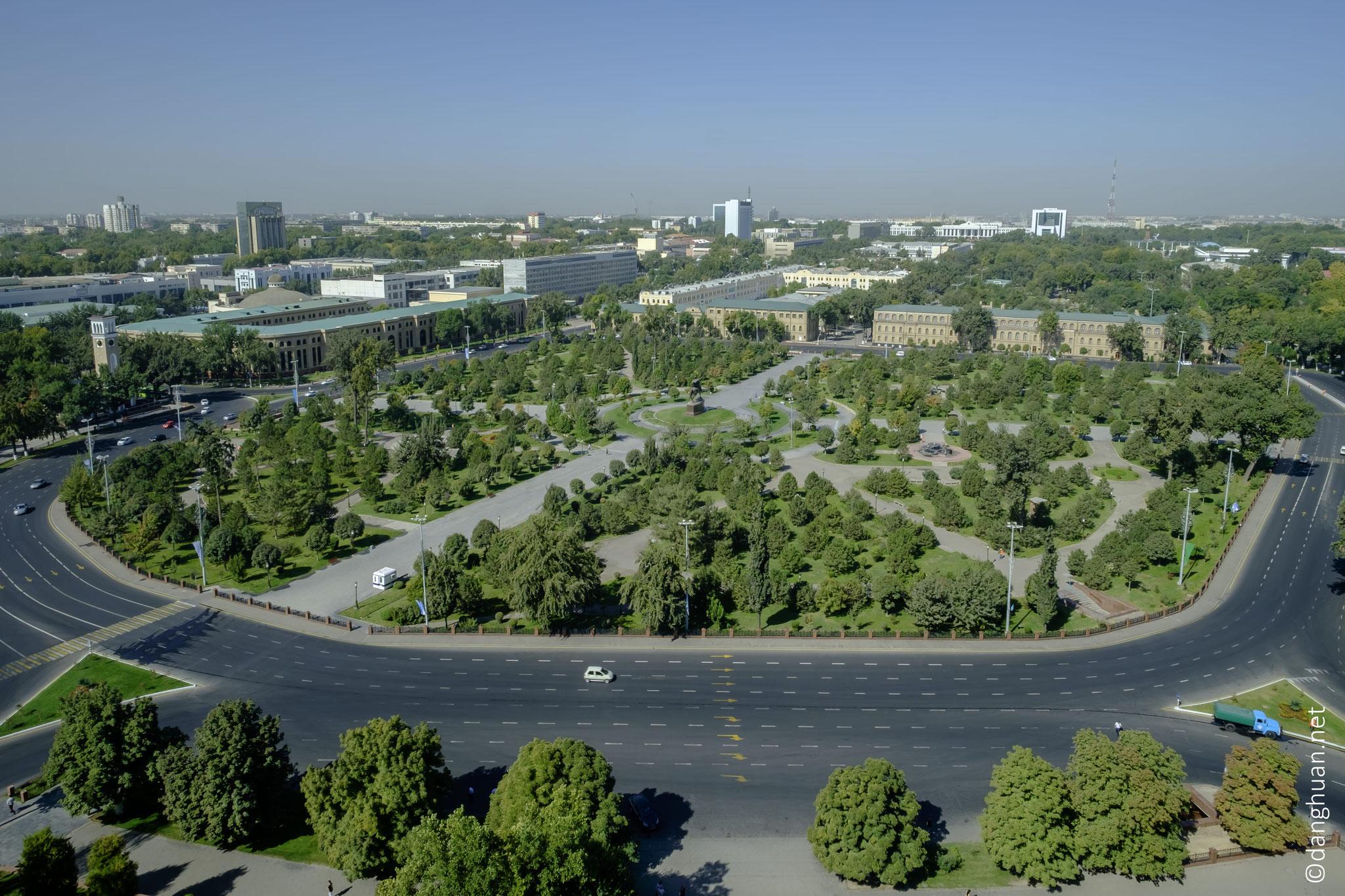Square Amir Temour