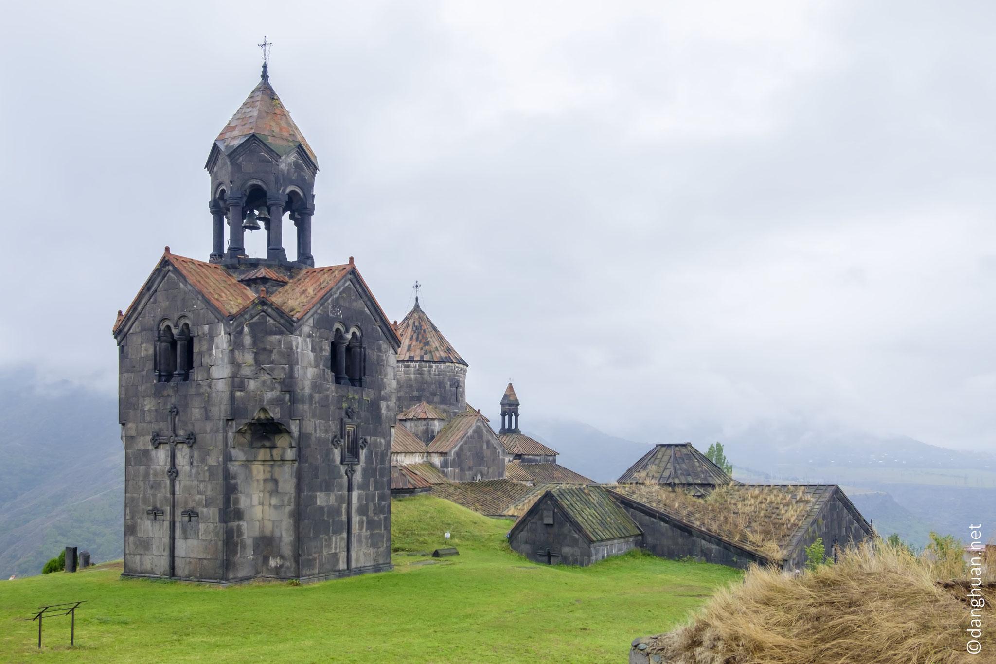 Monastère d'Haghat (Xè-XIIIè siècles) : l'un des complexes monastiques médiévaux les plus connus d'Arménie