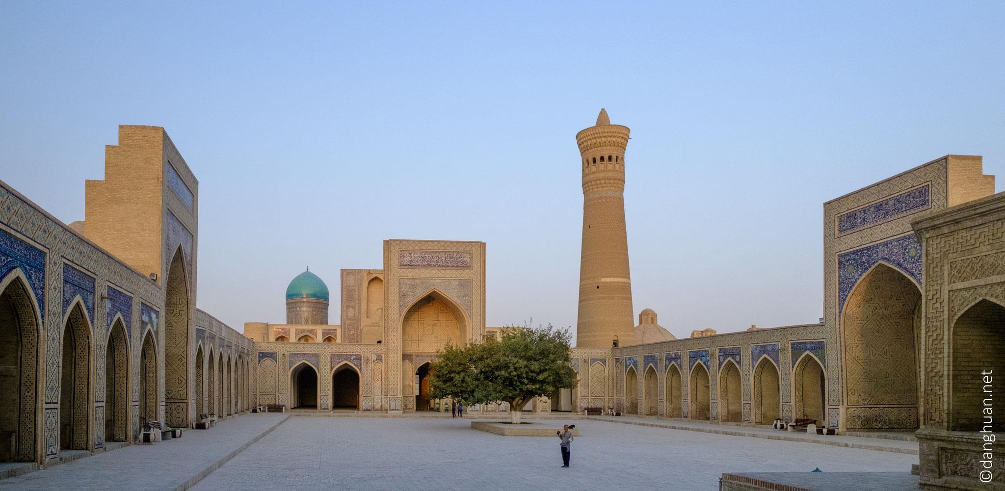 Mosquée Kalyan