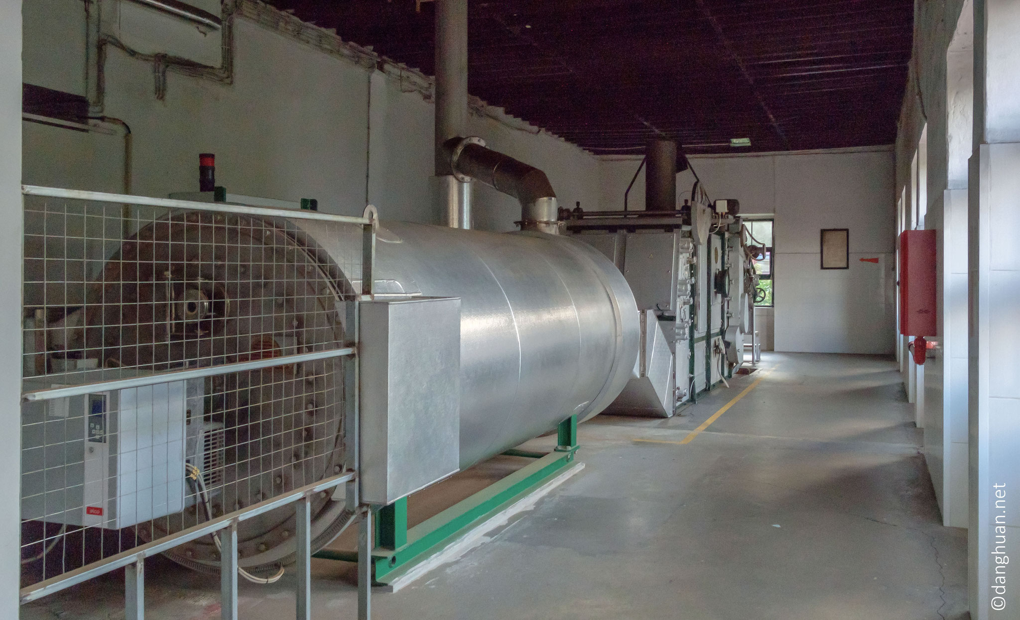 Elle peut être réduite à 6 h avec du matériel moderne et automatique (longs tunnels...