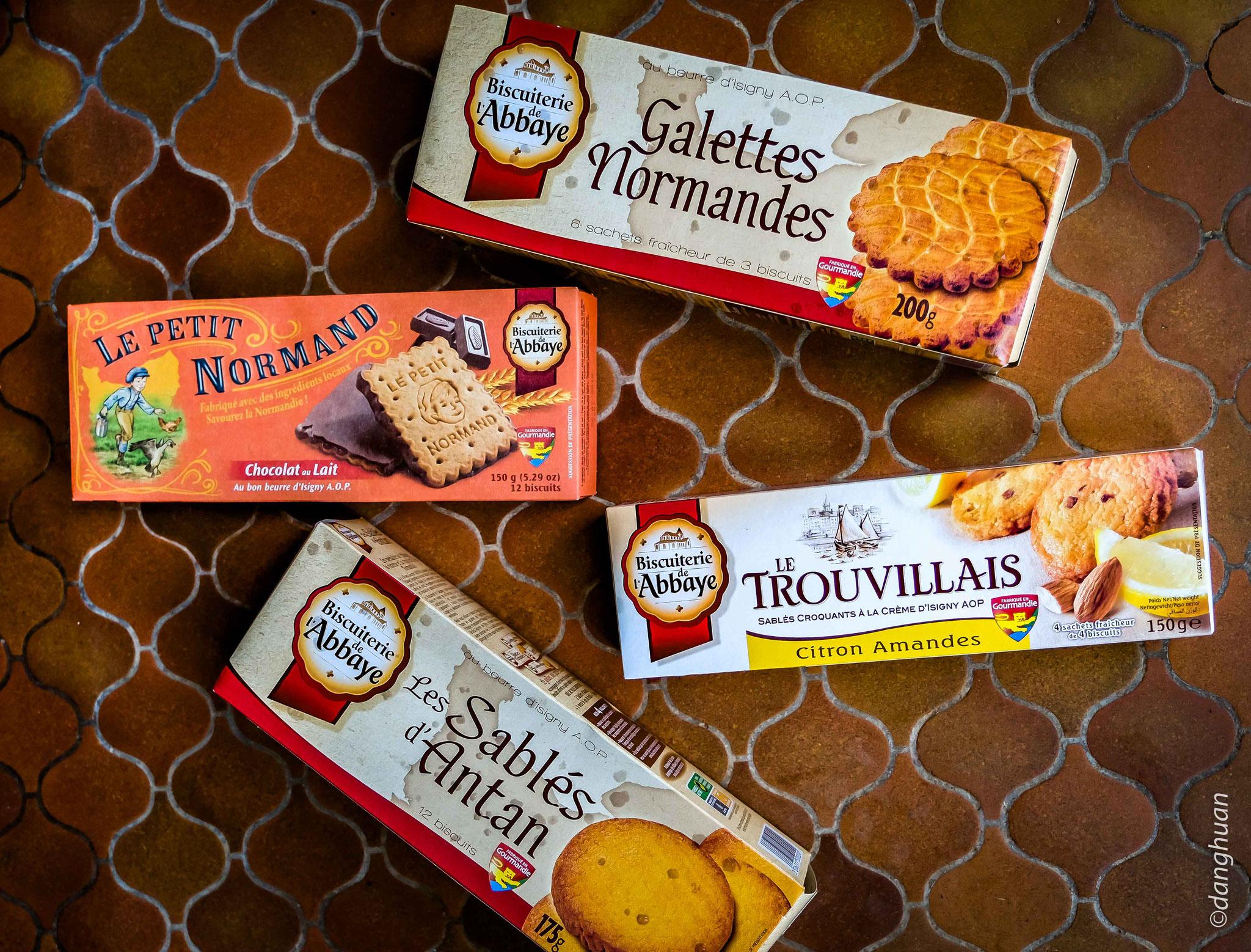 30 tonnes de produits sortent par jour de la biscuiterie de Longlay l'Abbaye (61)