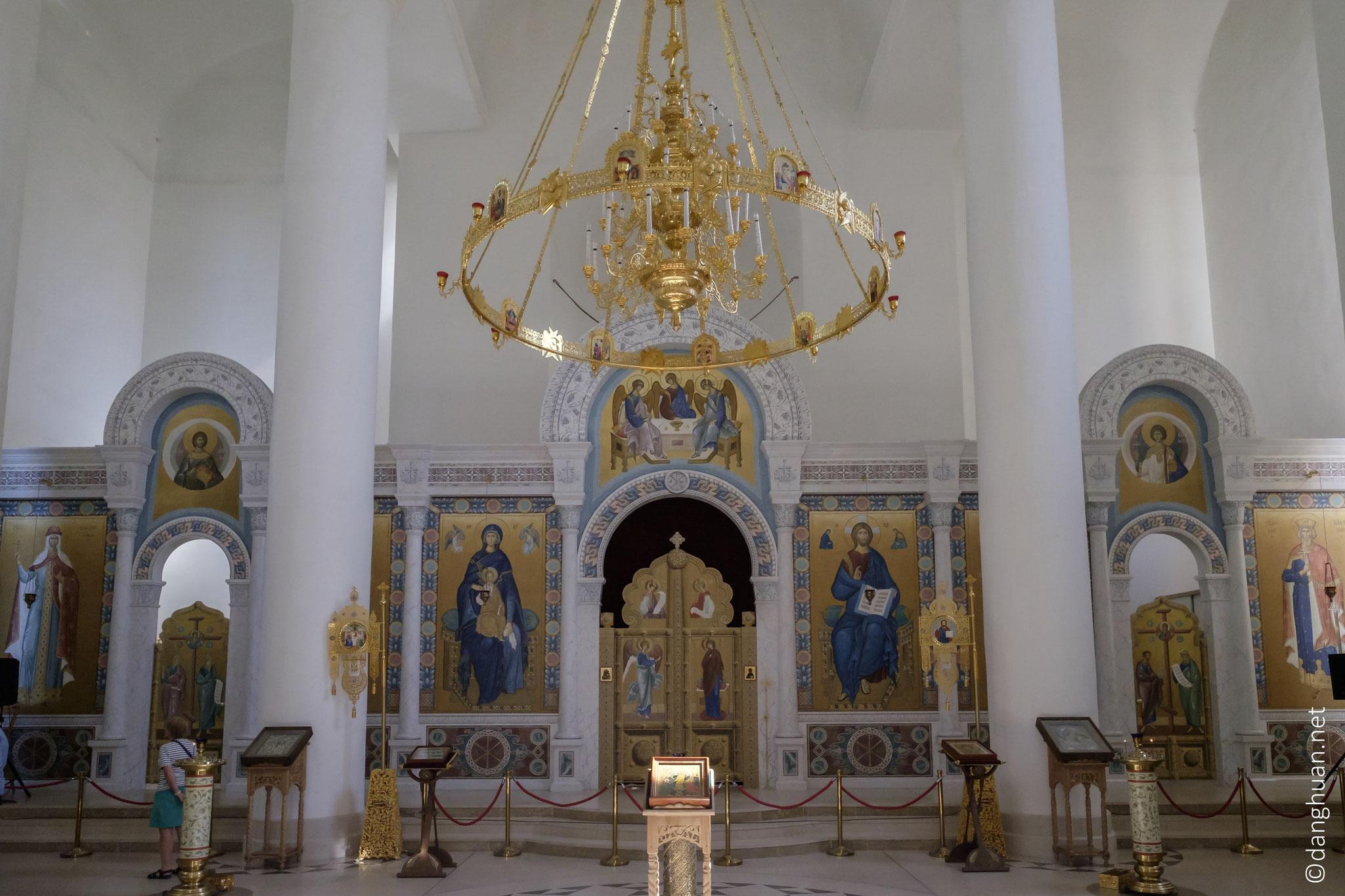 cathédrale de la Sainte-Trinité