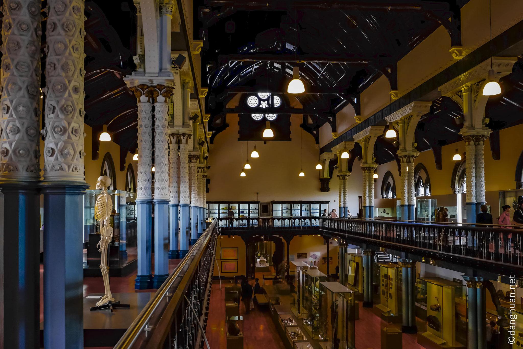 Université de Glasgow - musée