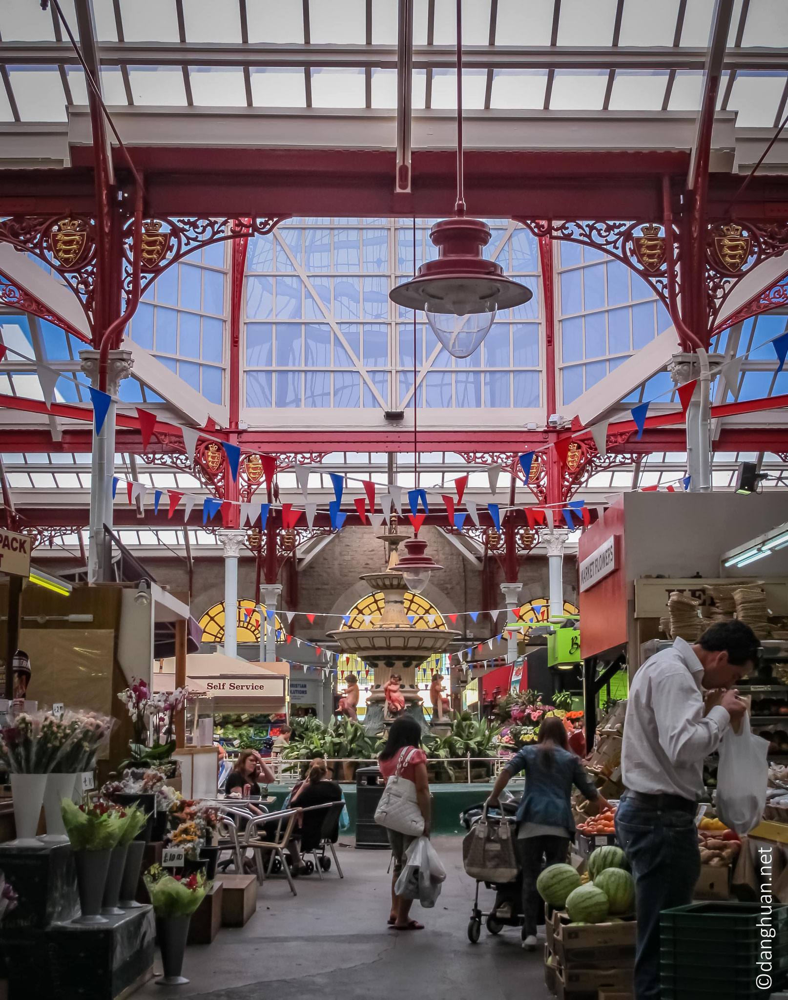 St Helier - Central Market