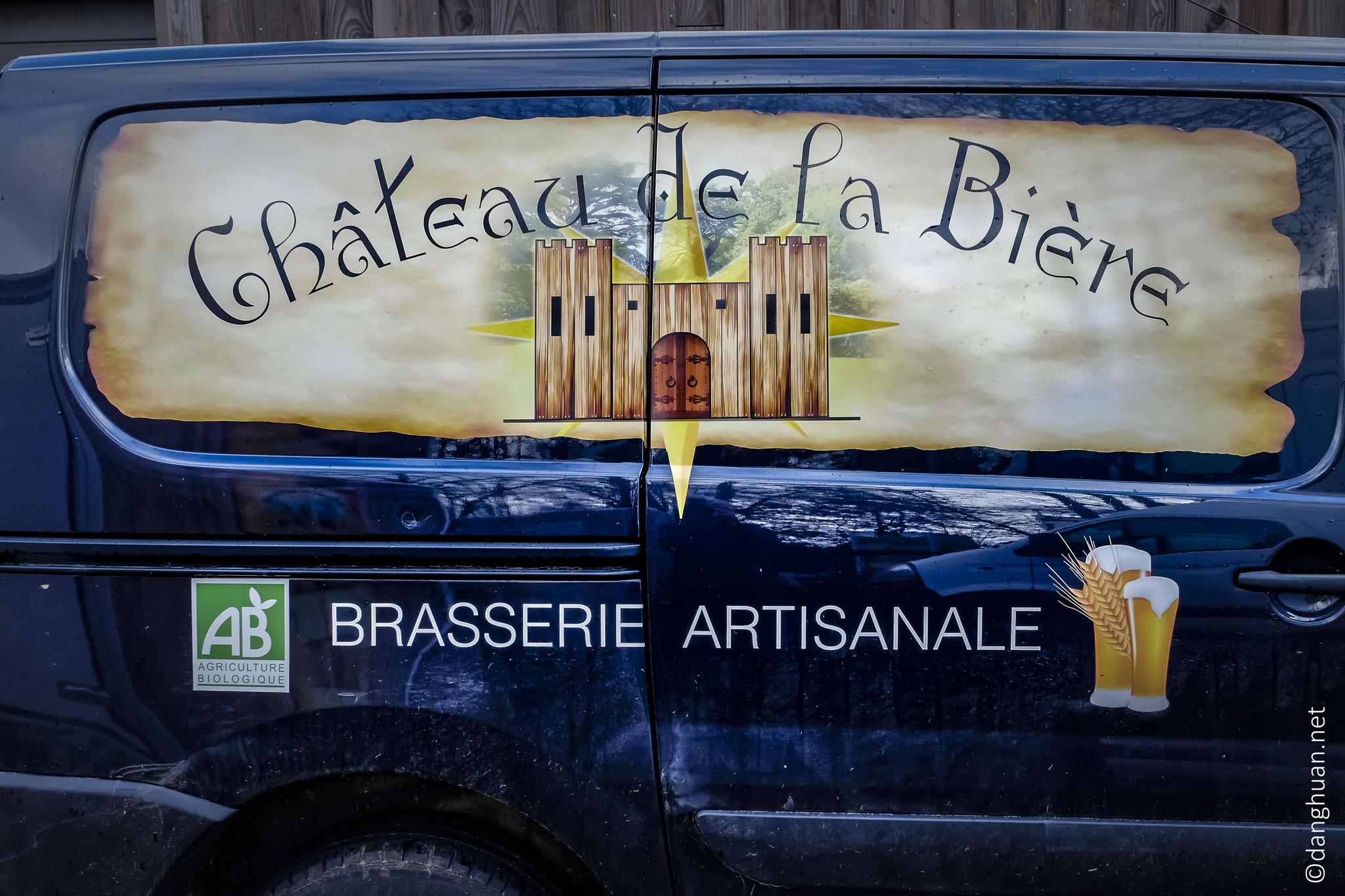 Fabrication de bière artisanale - les Brasseurs Donatien & Pascale LESELLIER à Lonlay-l'abbaye