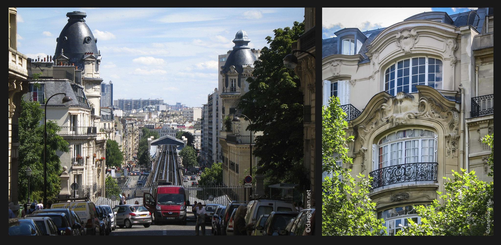 De l'Art Nouveau à l'origine de l'Architecture moderne, Paris Auteuil Passy a beaucoup à offrir à ceux qui prennent le temps de regarder.