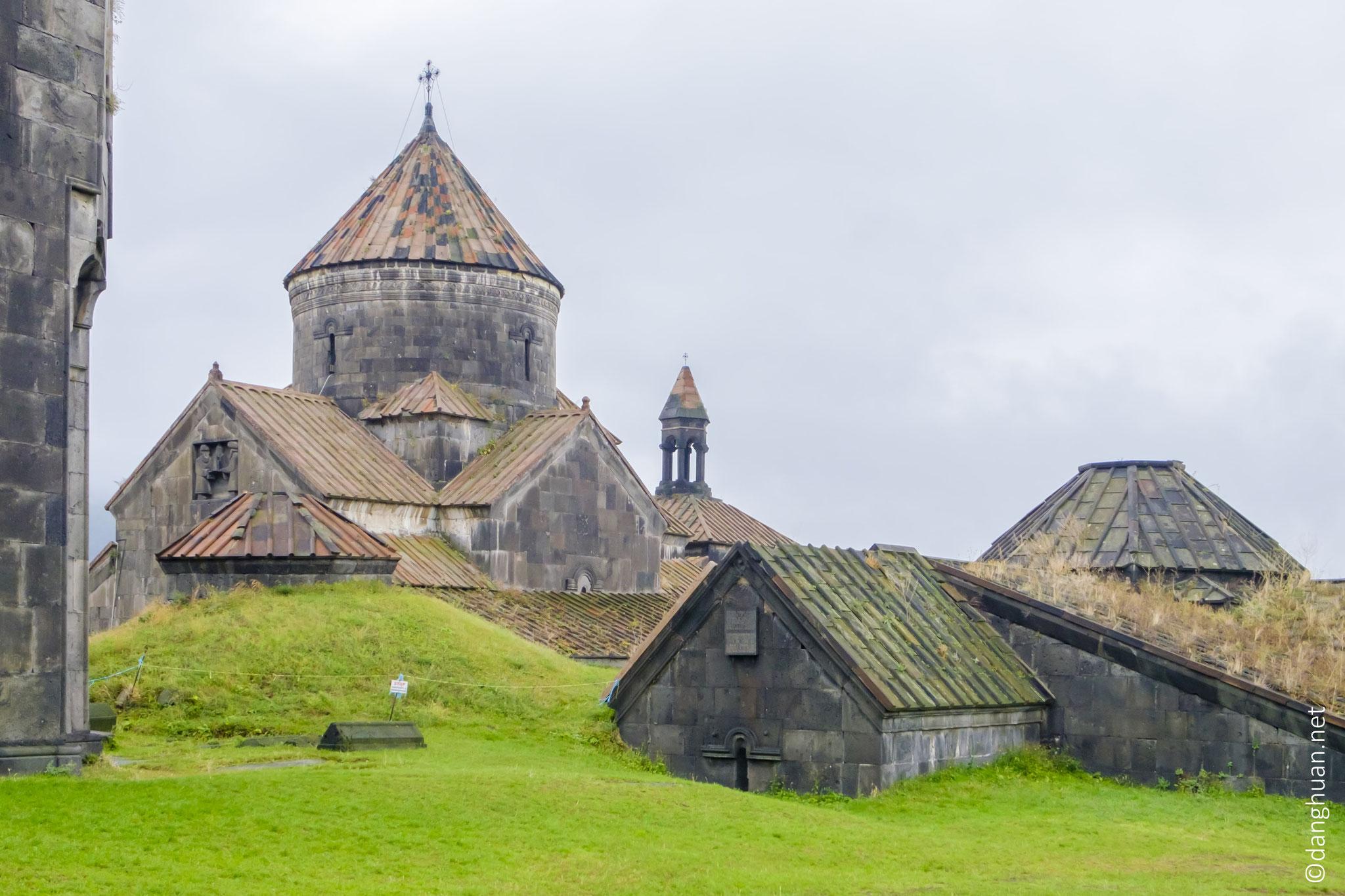 ... est le premier monument arménien inclus dans la liste du patrimoine mondial de l'UNESCO
