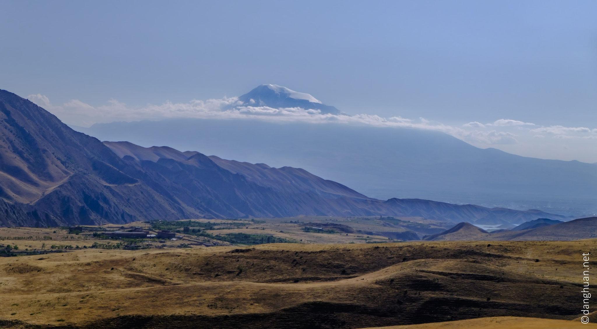 ... du monde Ararat qui continue d'être l'un des symboles principaux...