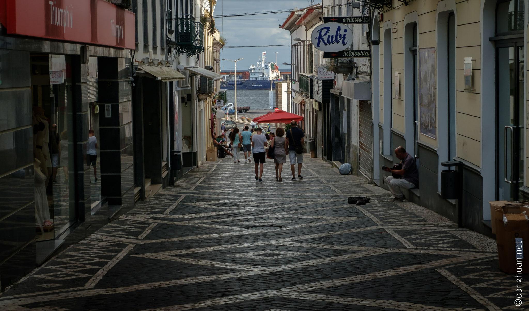 Ponta Delgada - la ville