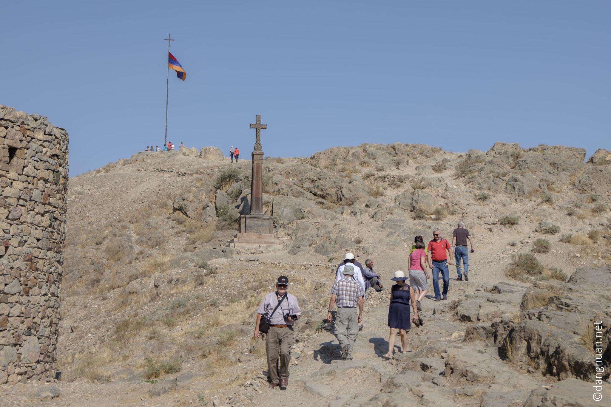 Dès sa fondation Khor-Virap est devenu l'un des principaux lieux ...