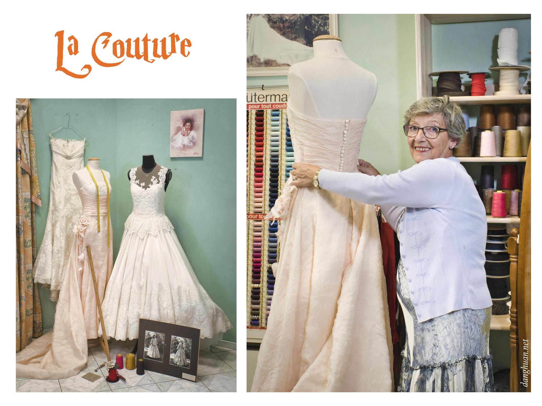 La couturière DORY alias 'Doigts de fée' à Guyancourt (Yvelines)