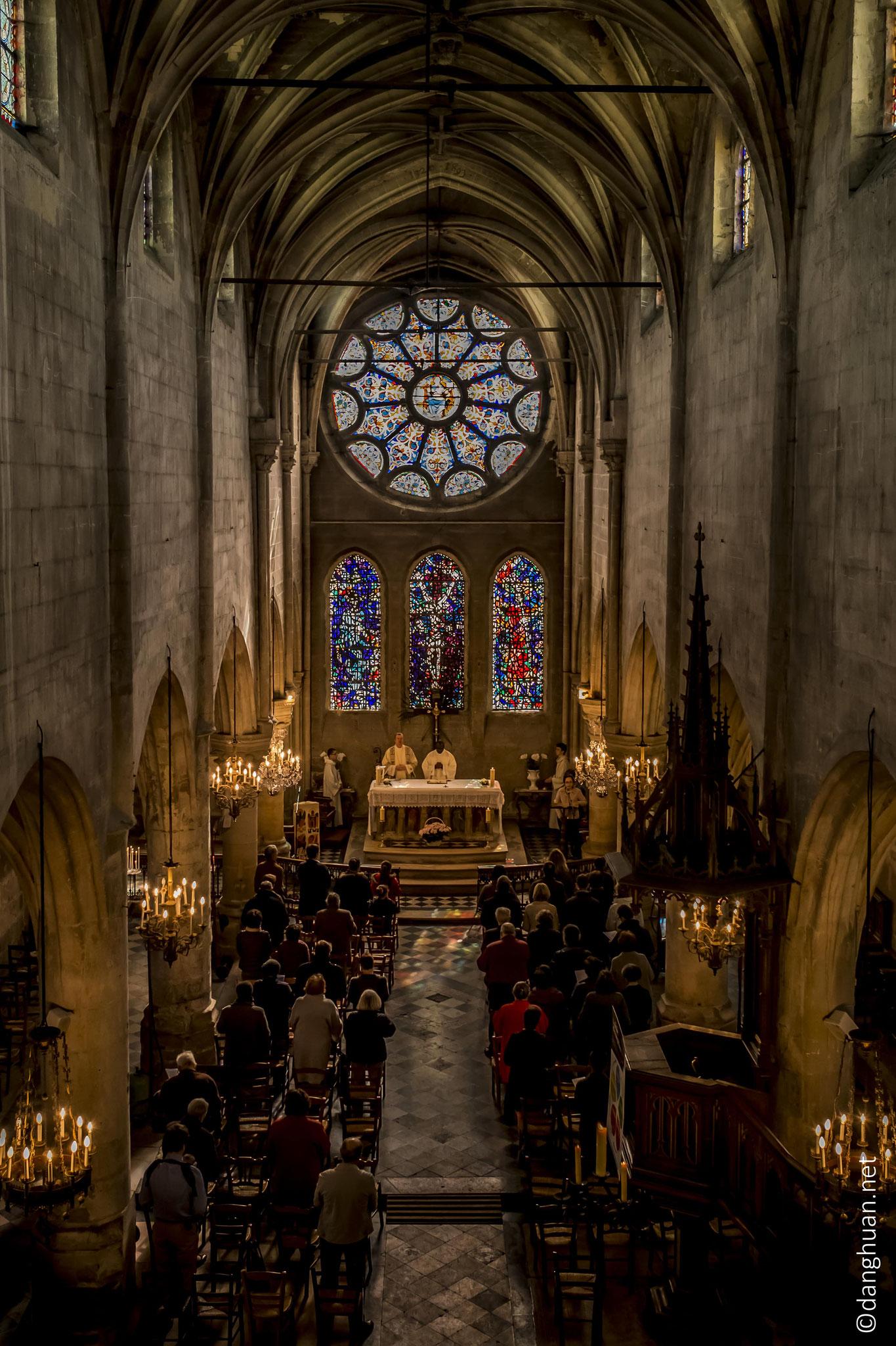 Eglise de Précy s/Oise