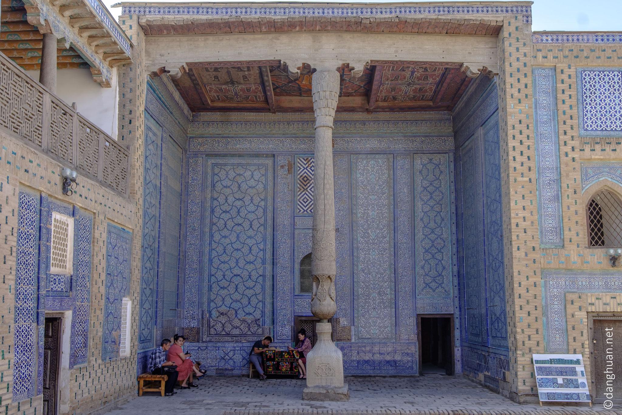 Iwan du palais