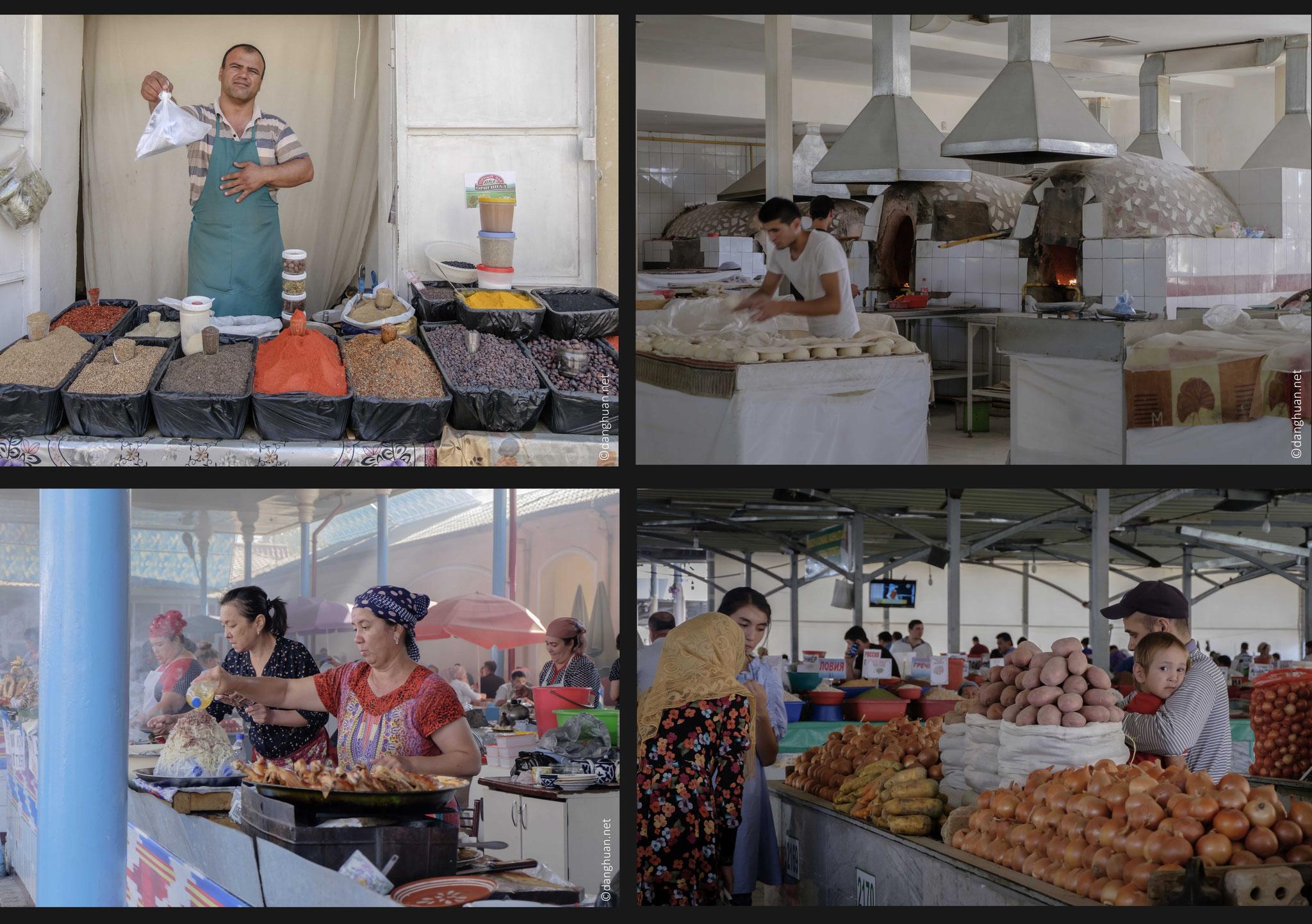 le marché Chorsu
