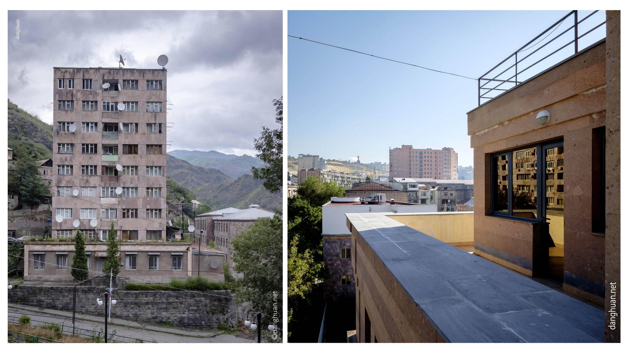 Everan : le mélange de styles architecturaux