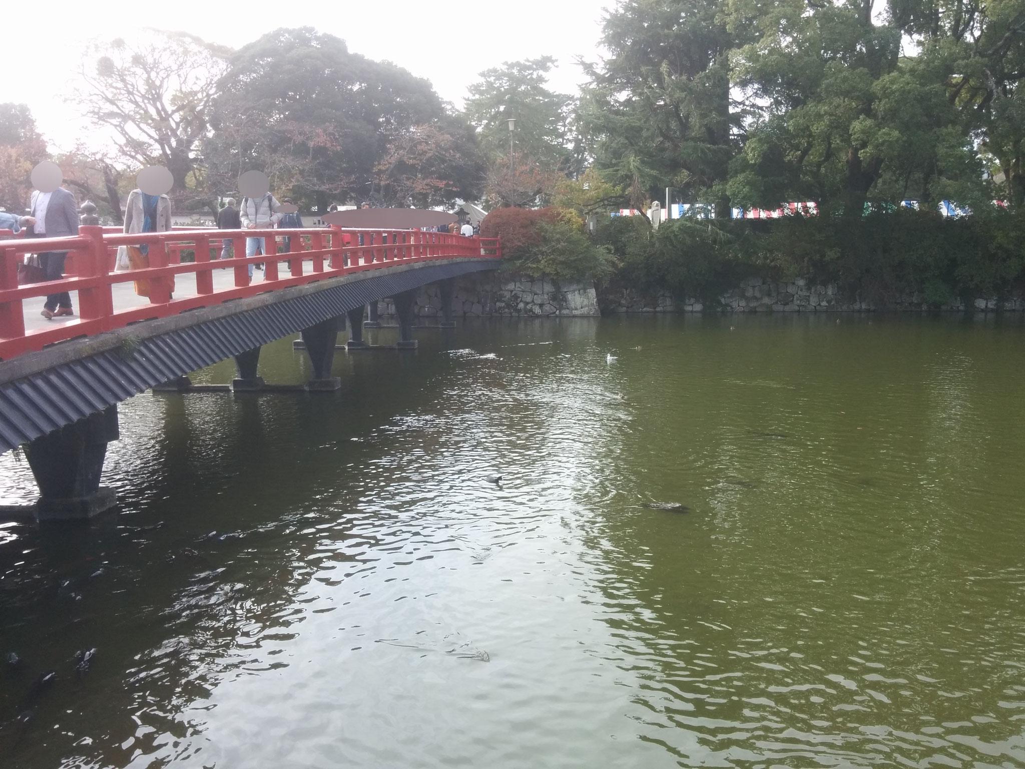 11 Odawara Castle bridge