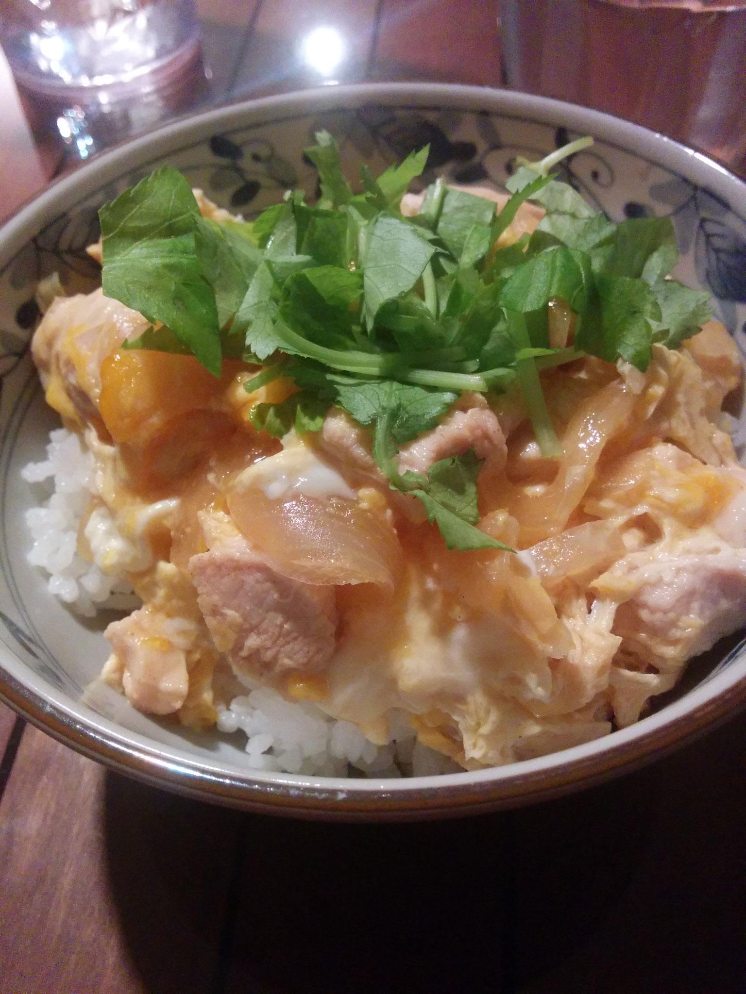 6 Oyakodon - my favorite meal so far