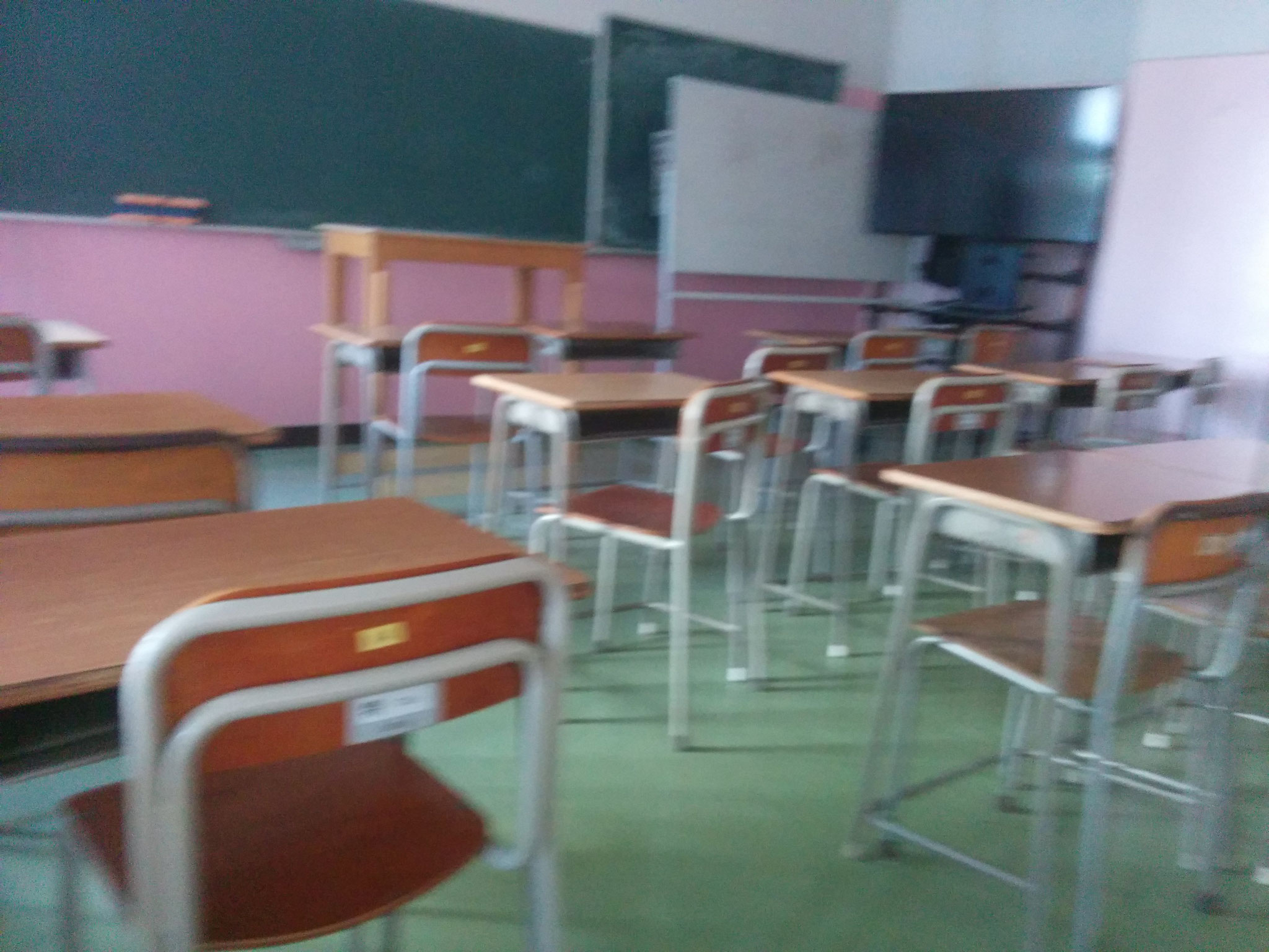 23 just a classroom (not mine though)