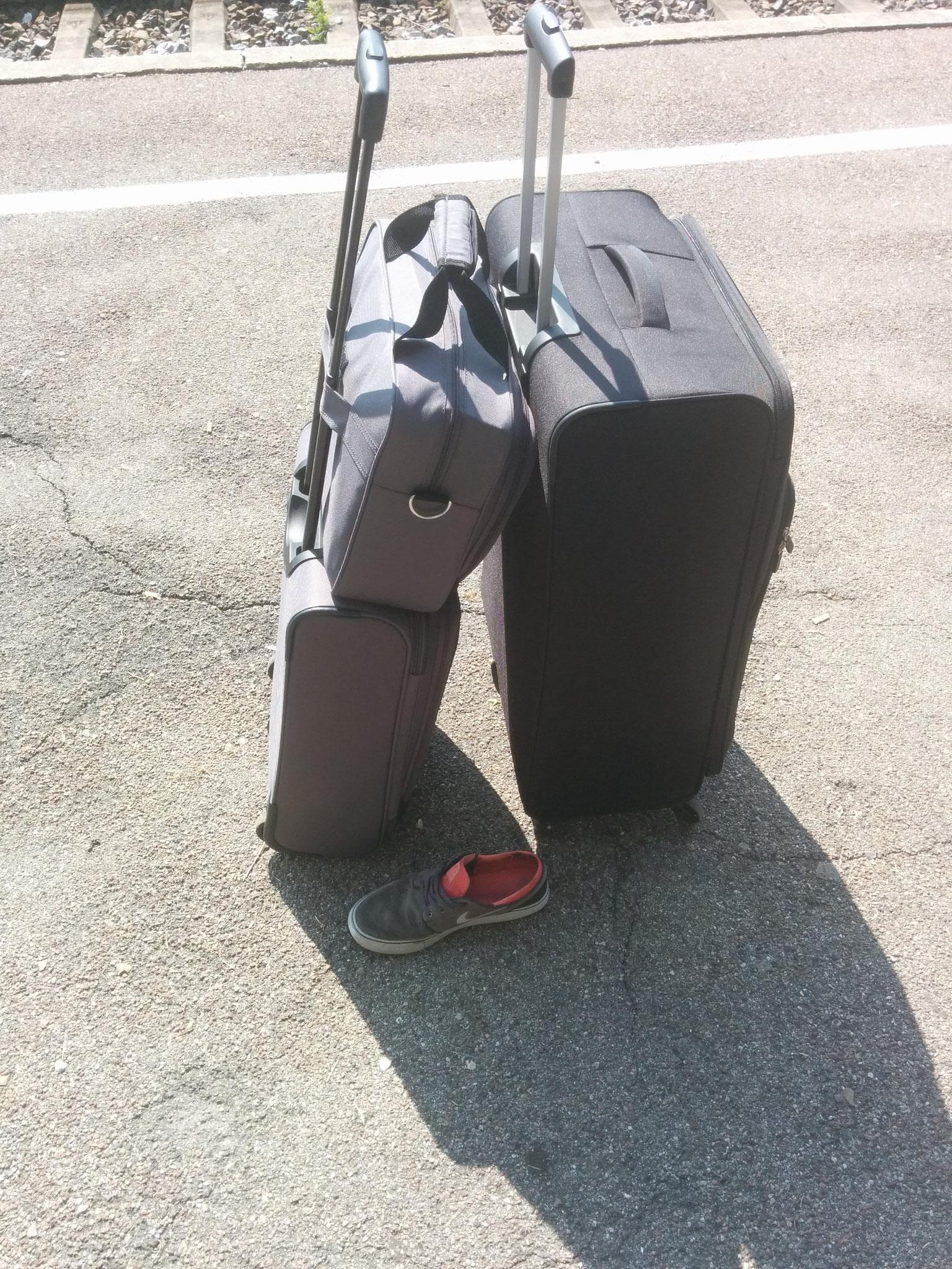 1 Germany - Departure