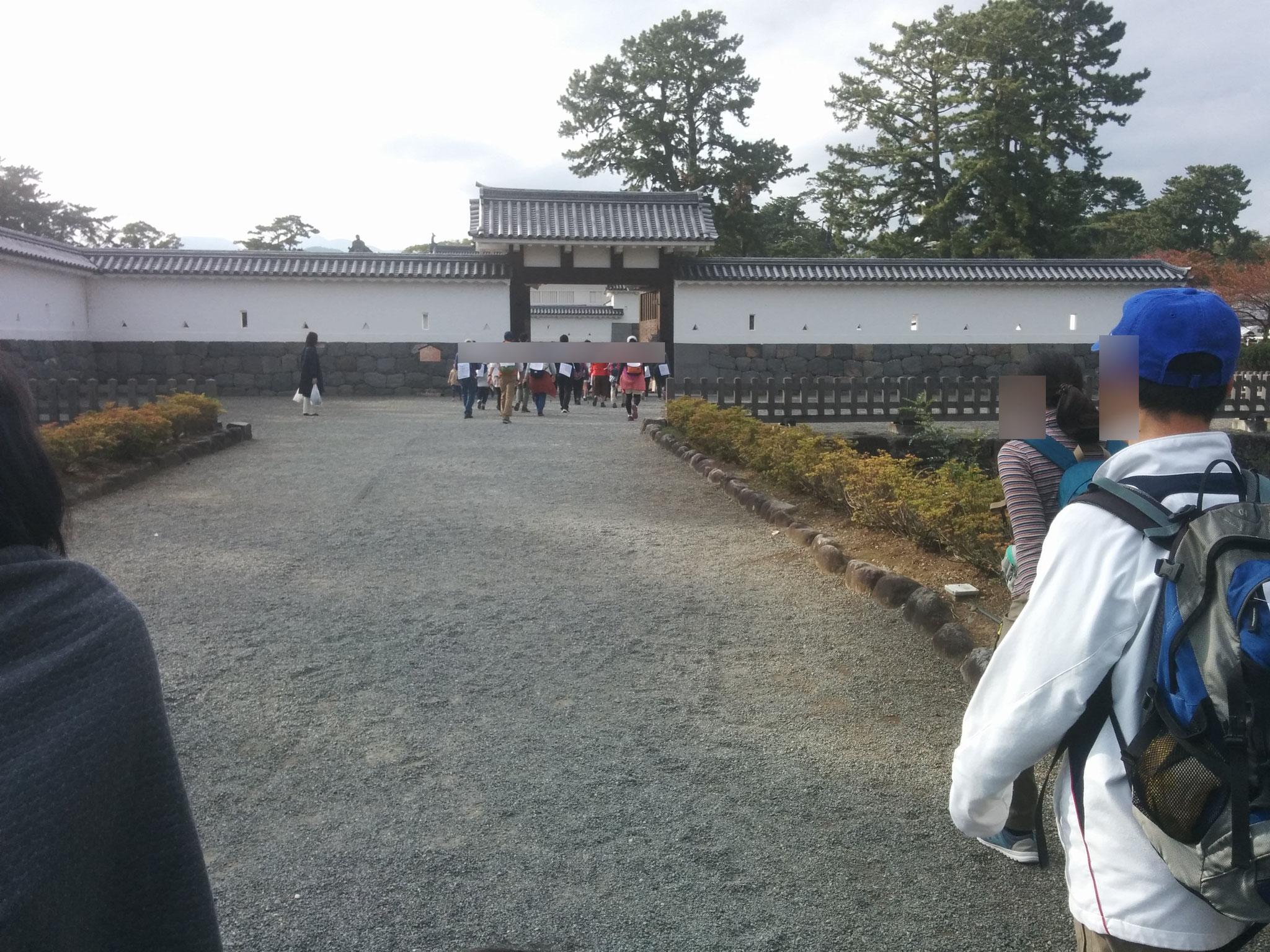 "Odawara Castle ""gates"""