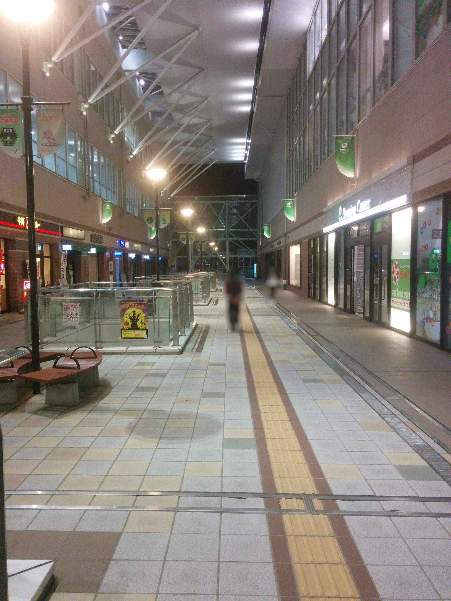 Sagami Ono (building near the train station)