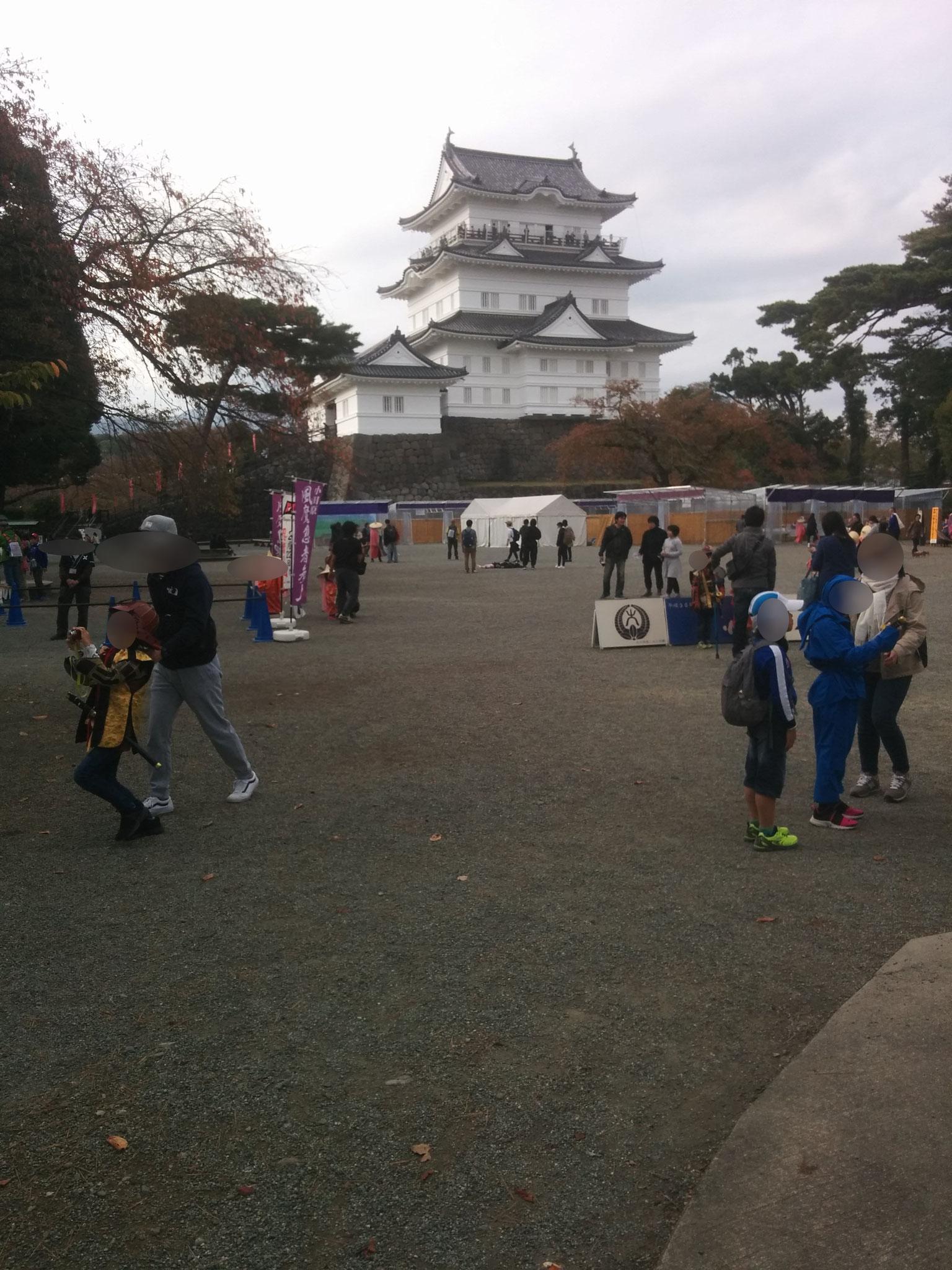 21 Odawara Castle