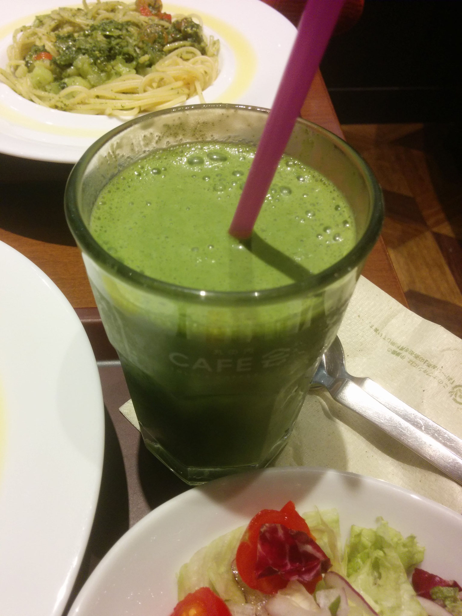 best matcha drink I've had so far: Matcha shake <3