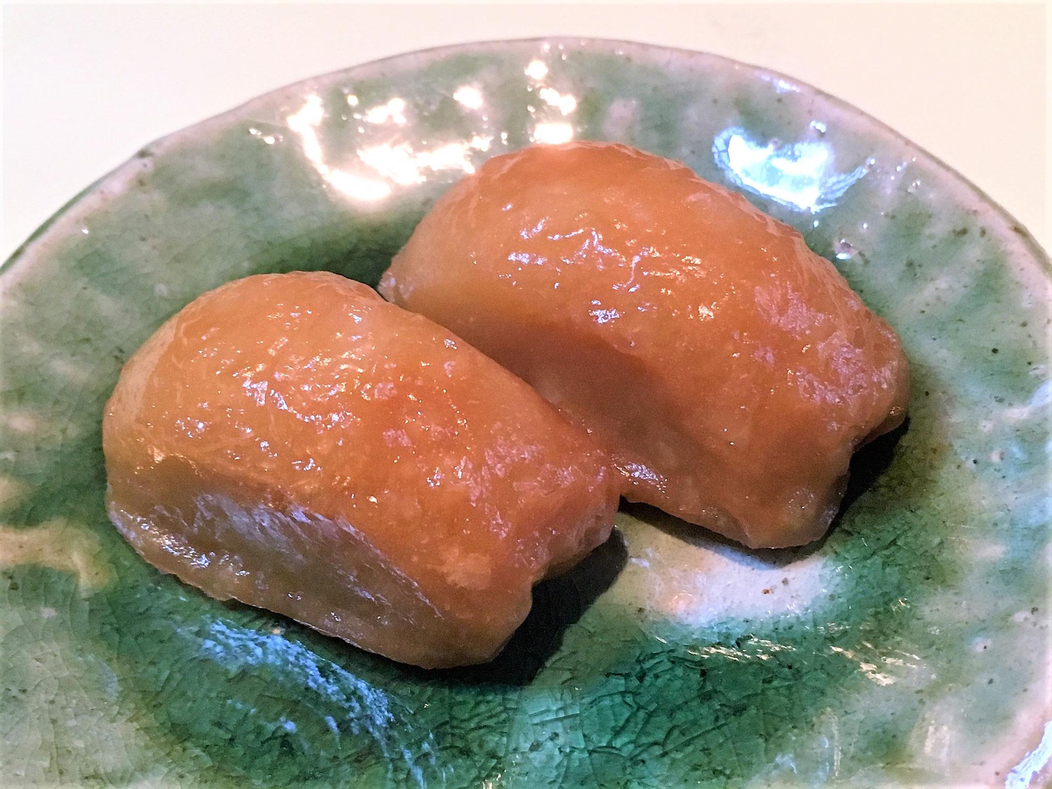 銘菓 味噌饅頭