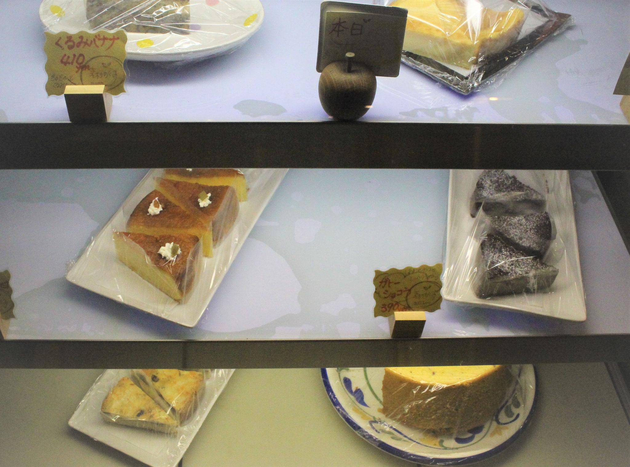 単品ケーキ