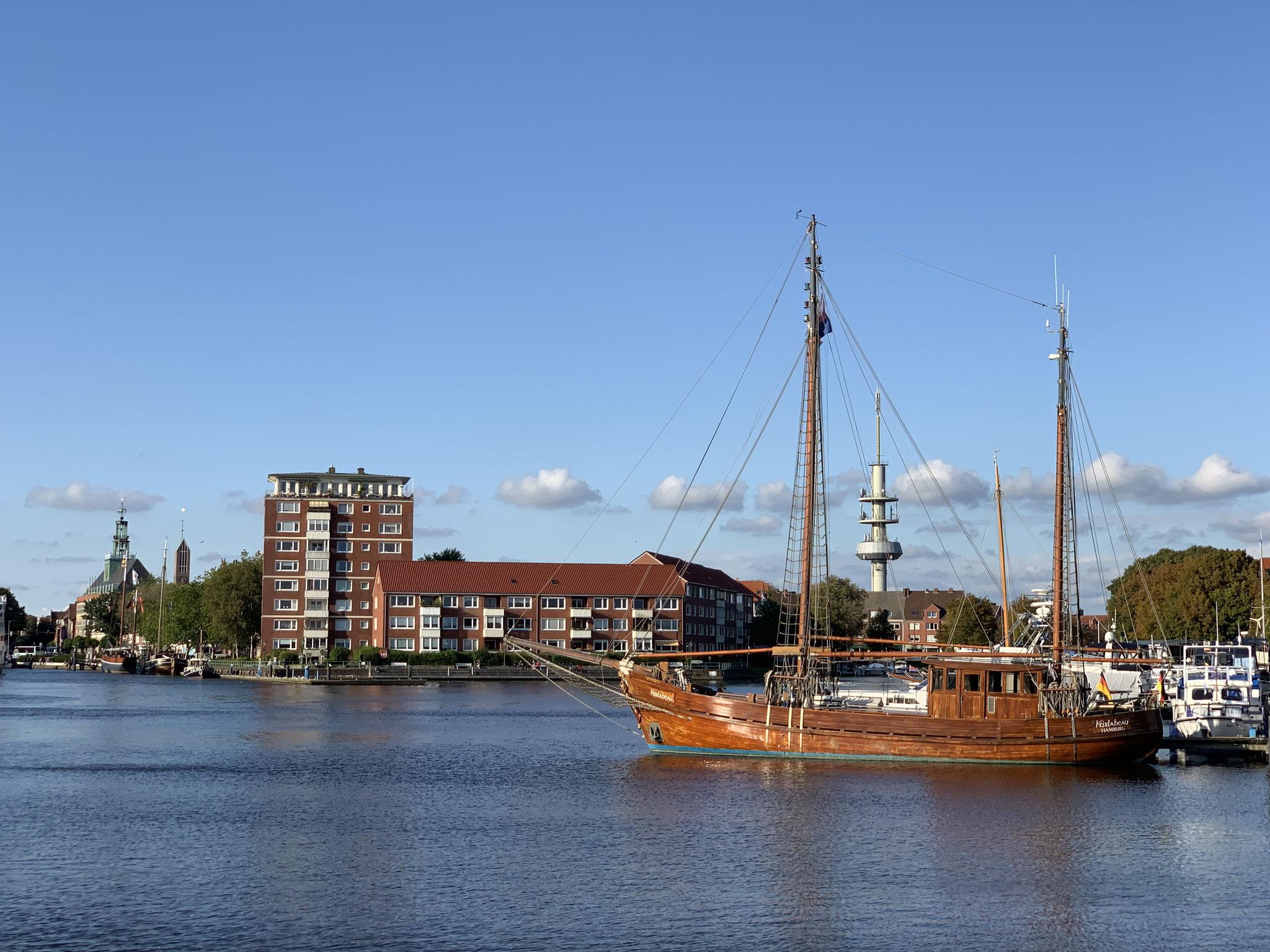 Blick über den Delft
