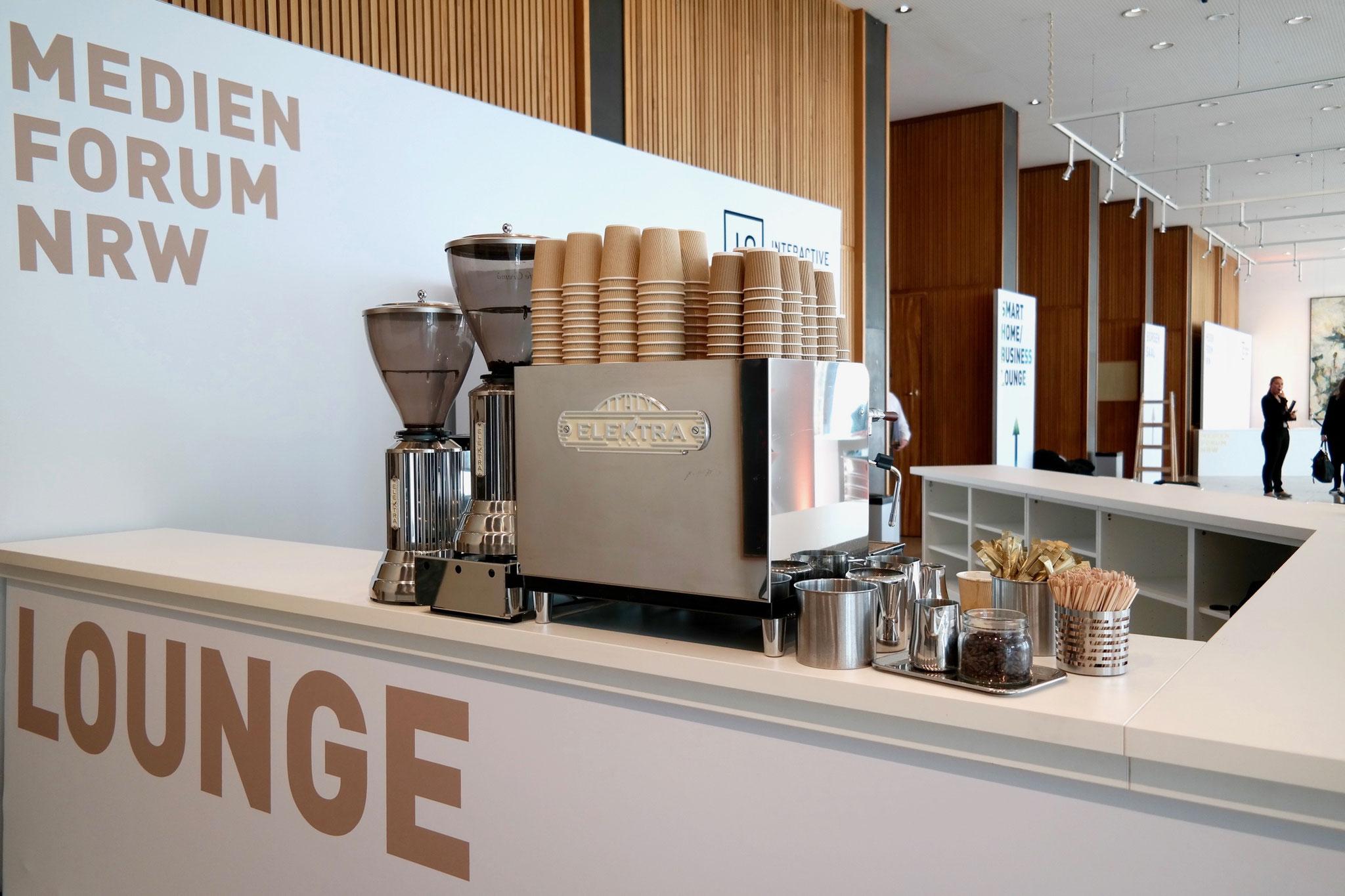 Kaffeecatering Kongress