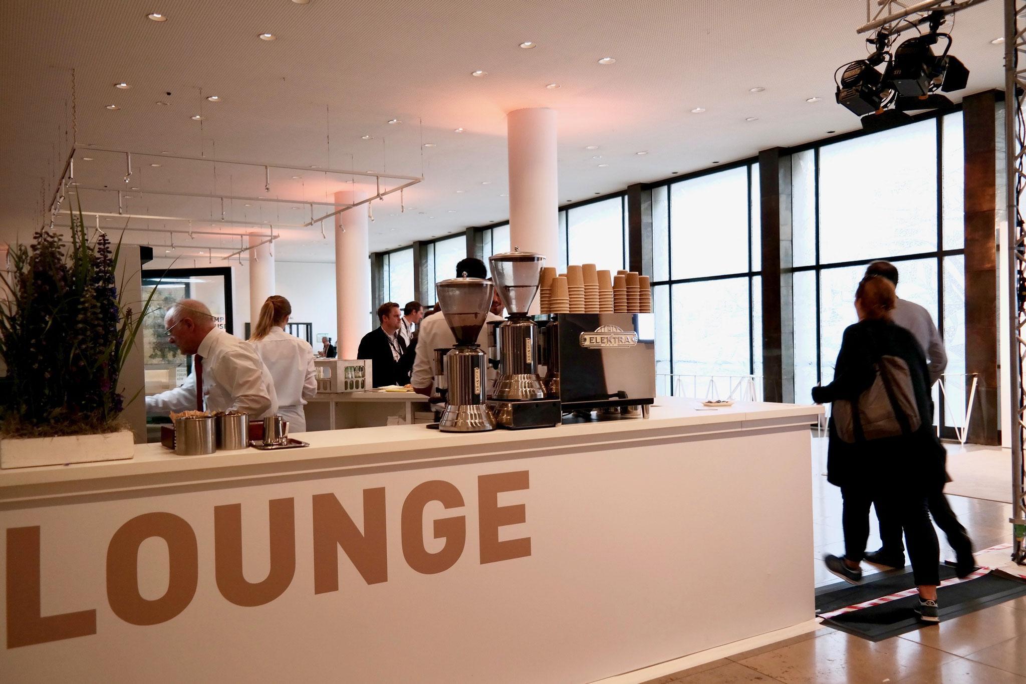 mobile Kaffeebar Köln Kongress