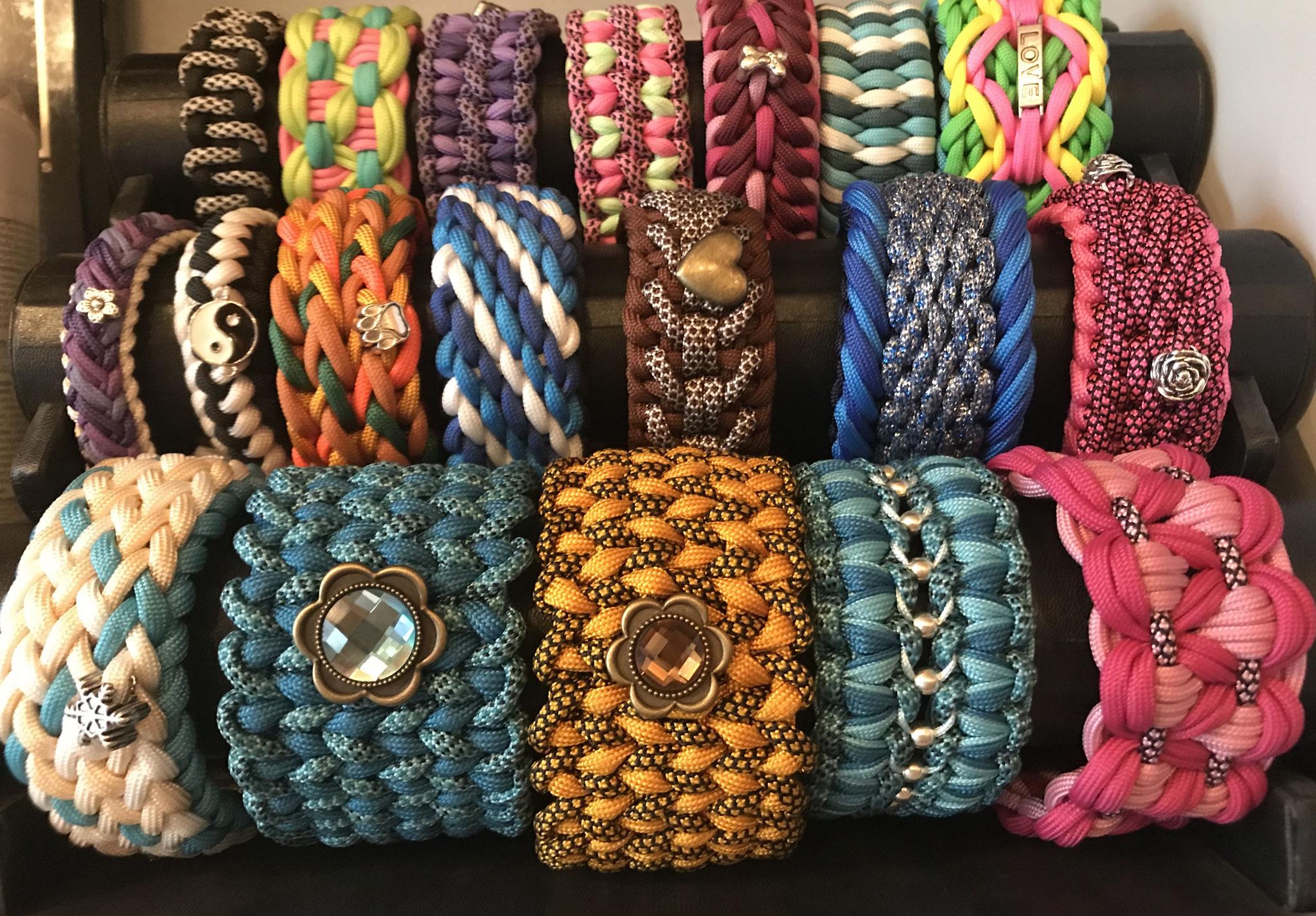 Verschiedene - Halsbandmodelle breit/schmal