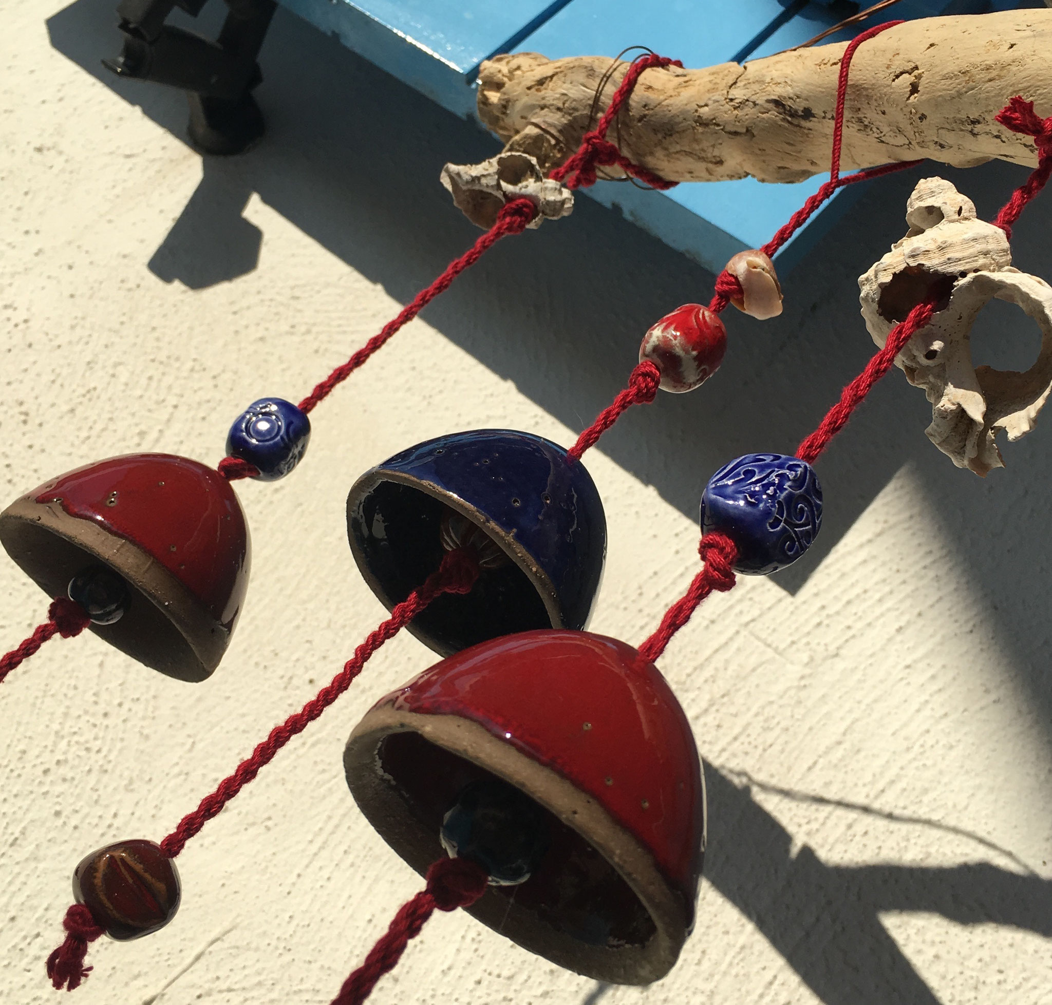 Campane in ceramica Le Terre di Rò 15€