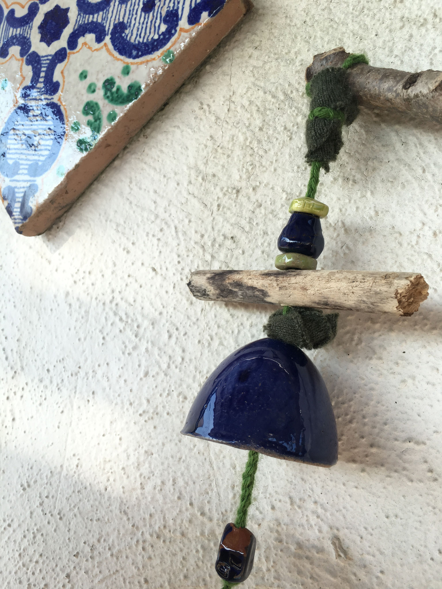 Campane in ceramica Le Terre di Rò